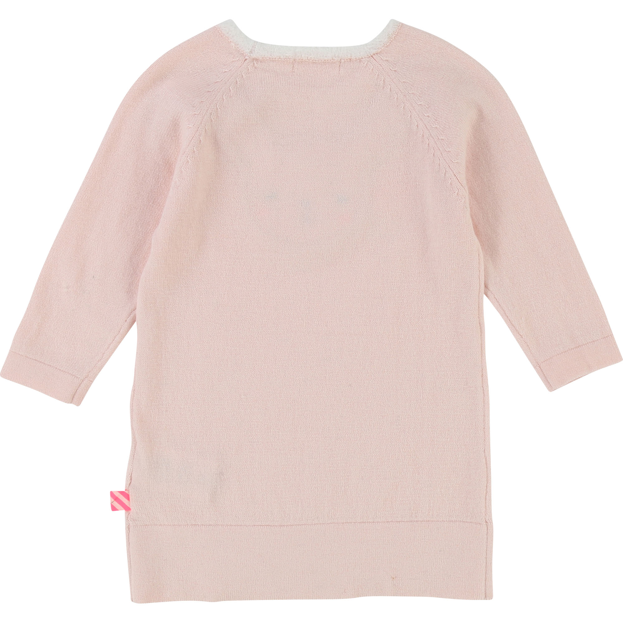 Patch knitted sweater dress BILLIEBLUSH for GIRL