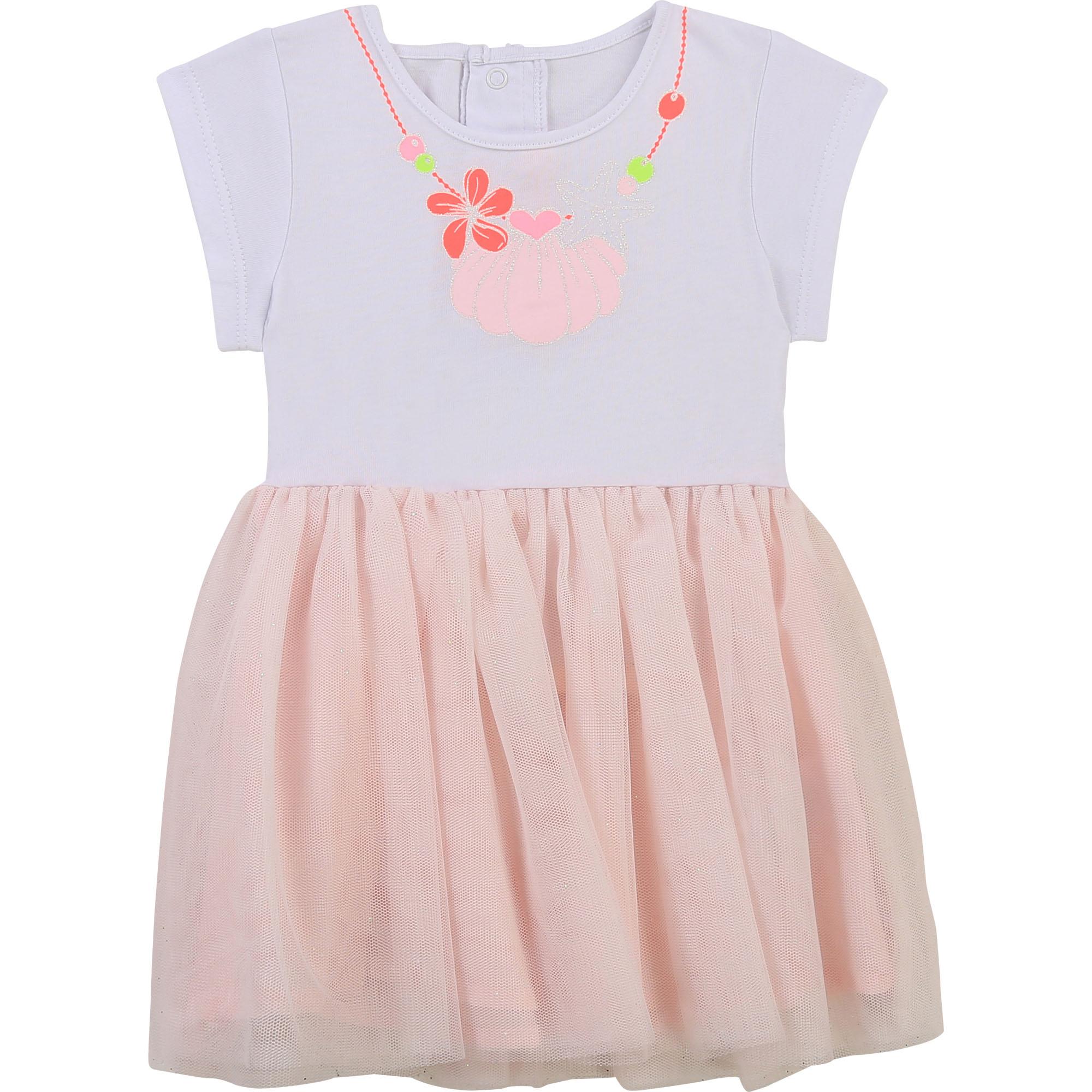 Short-sleeved dress BILLIEBLUSH for GIRL