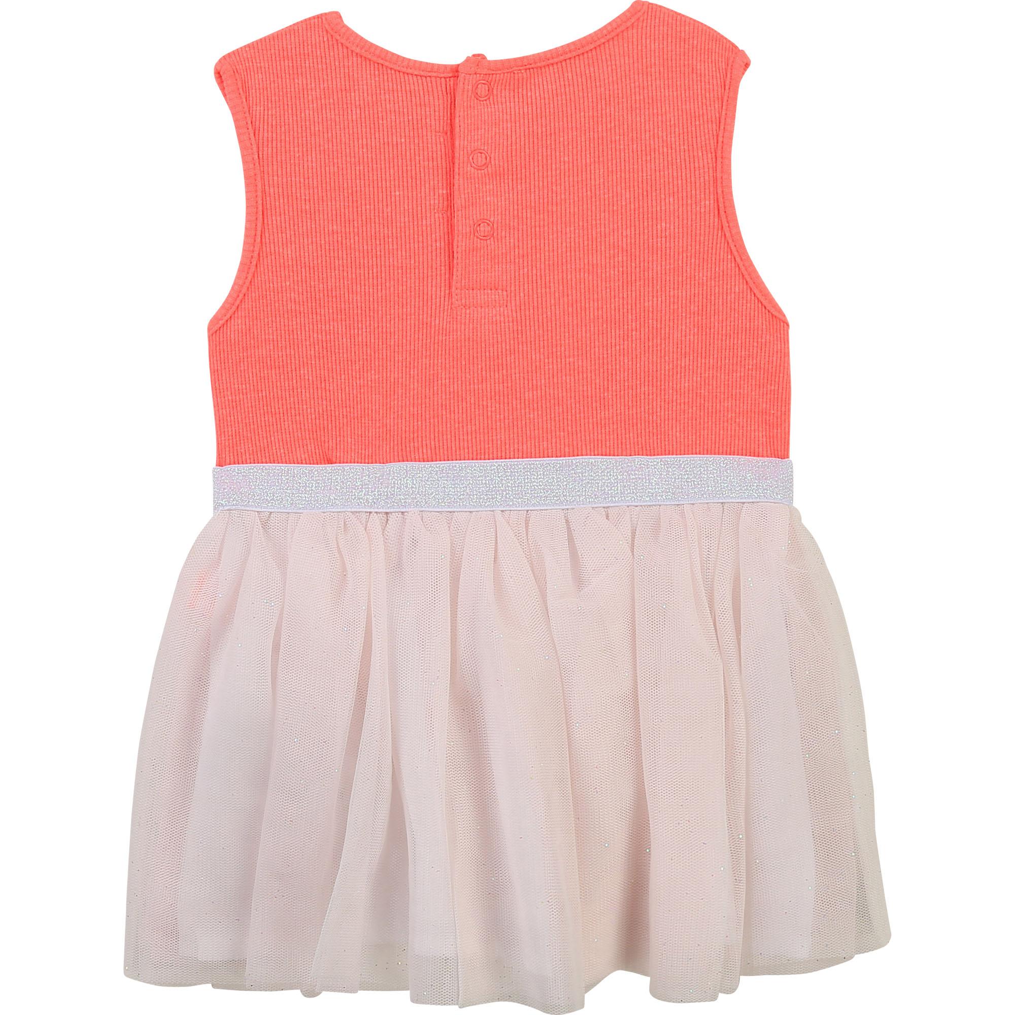 Sleeveless novelty dress BILLIEBLUSH for GIRL