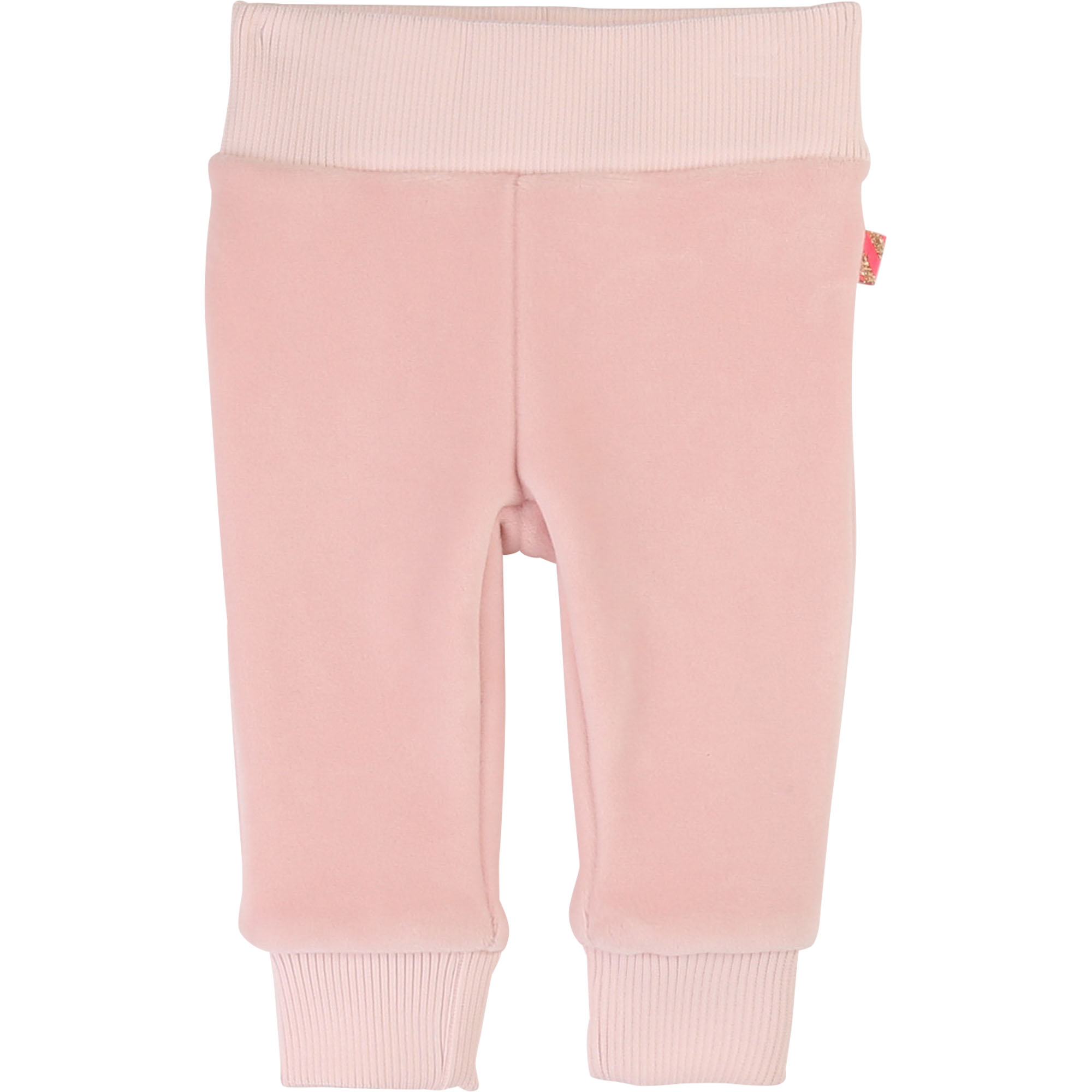 Frilled fleece joggers BILLIEBLUSH for GIRL