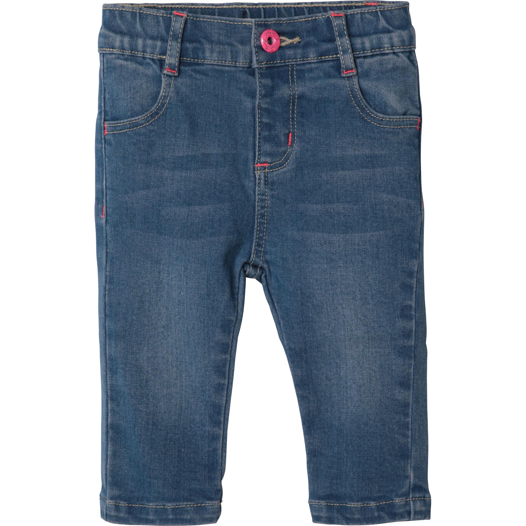 Stretch denim pants BILLIEBLUSH for GIRL