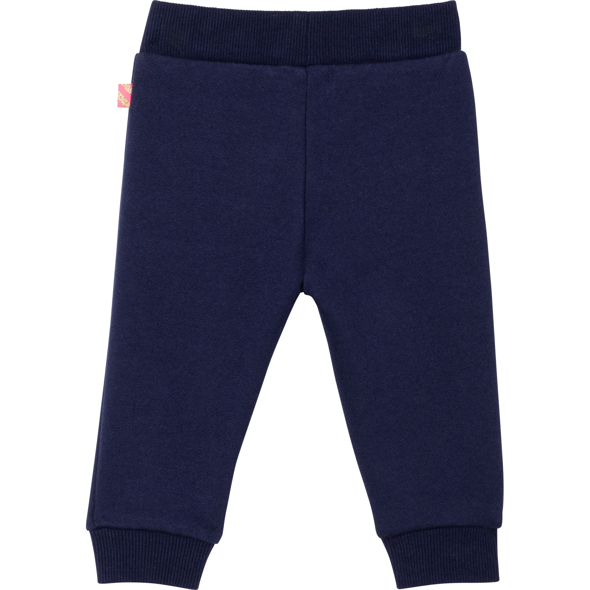 Fleece joggers with bows BILLIEBLUSH for GIRL