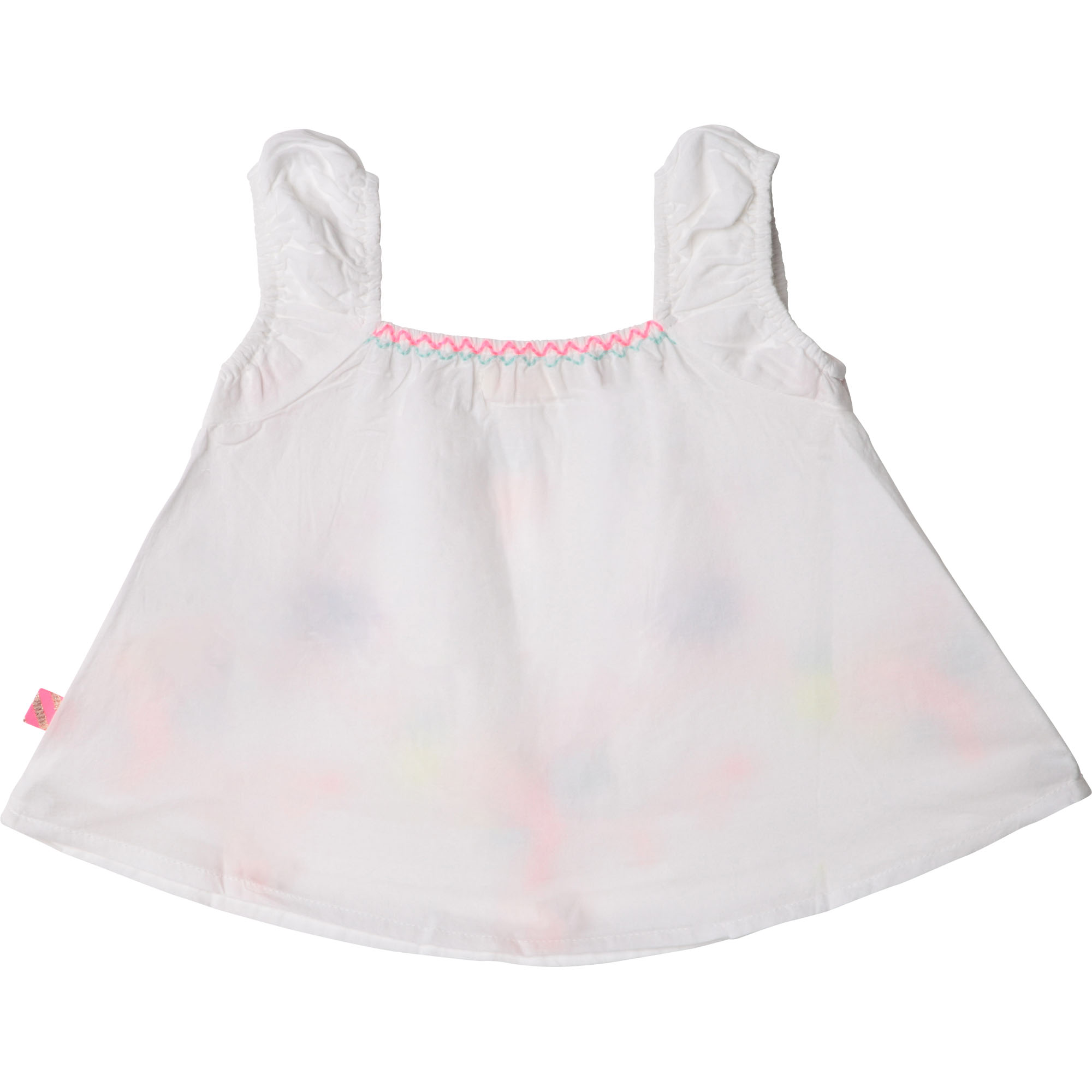 Cotton poplin blouse BILLIEBLUSH for GIRL