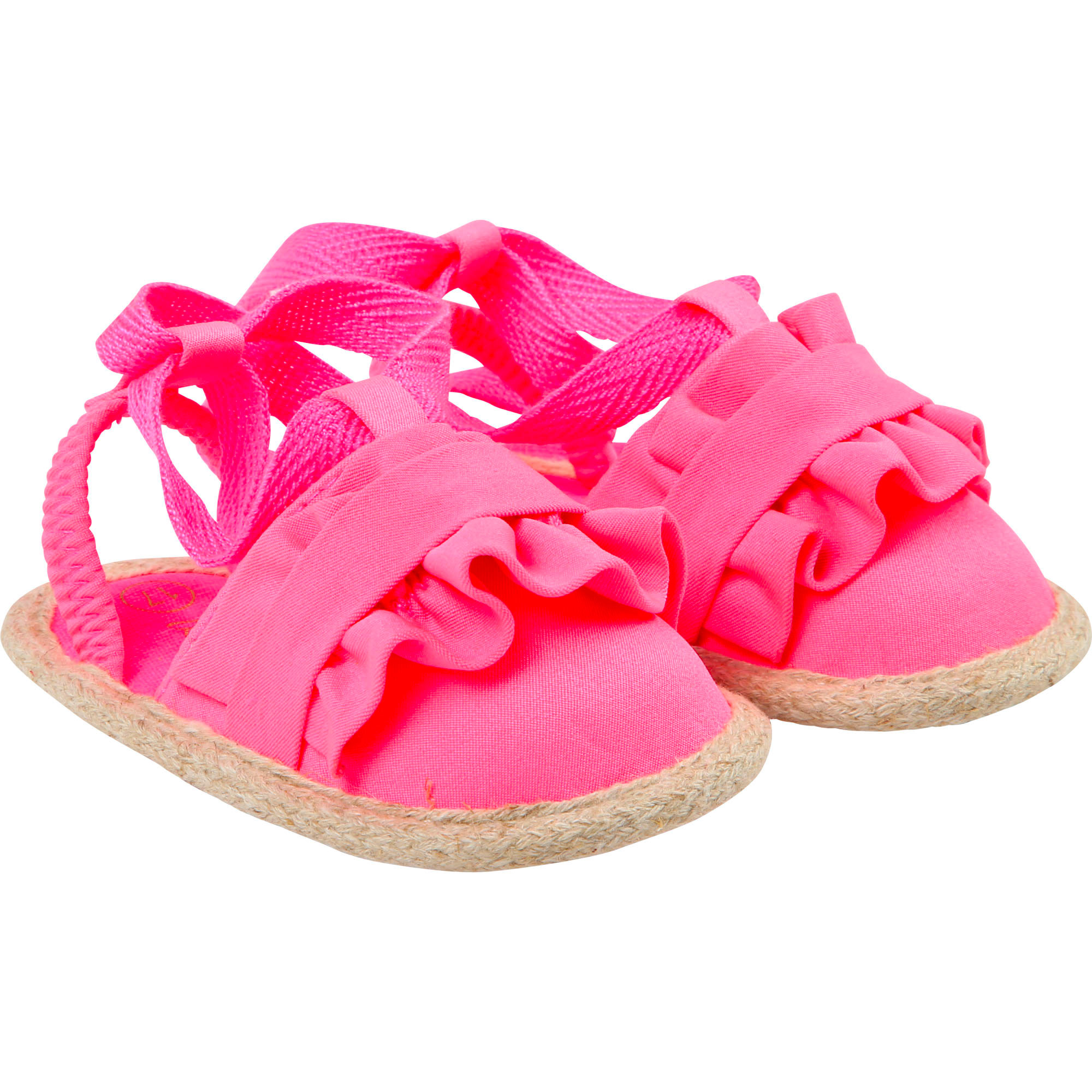 Little tie sandals BILLIEBLUSH for GIRL