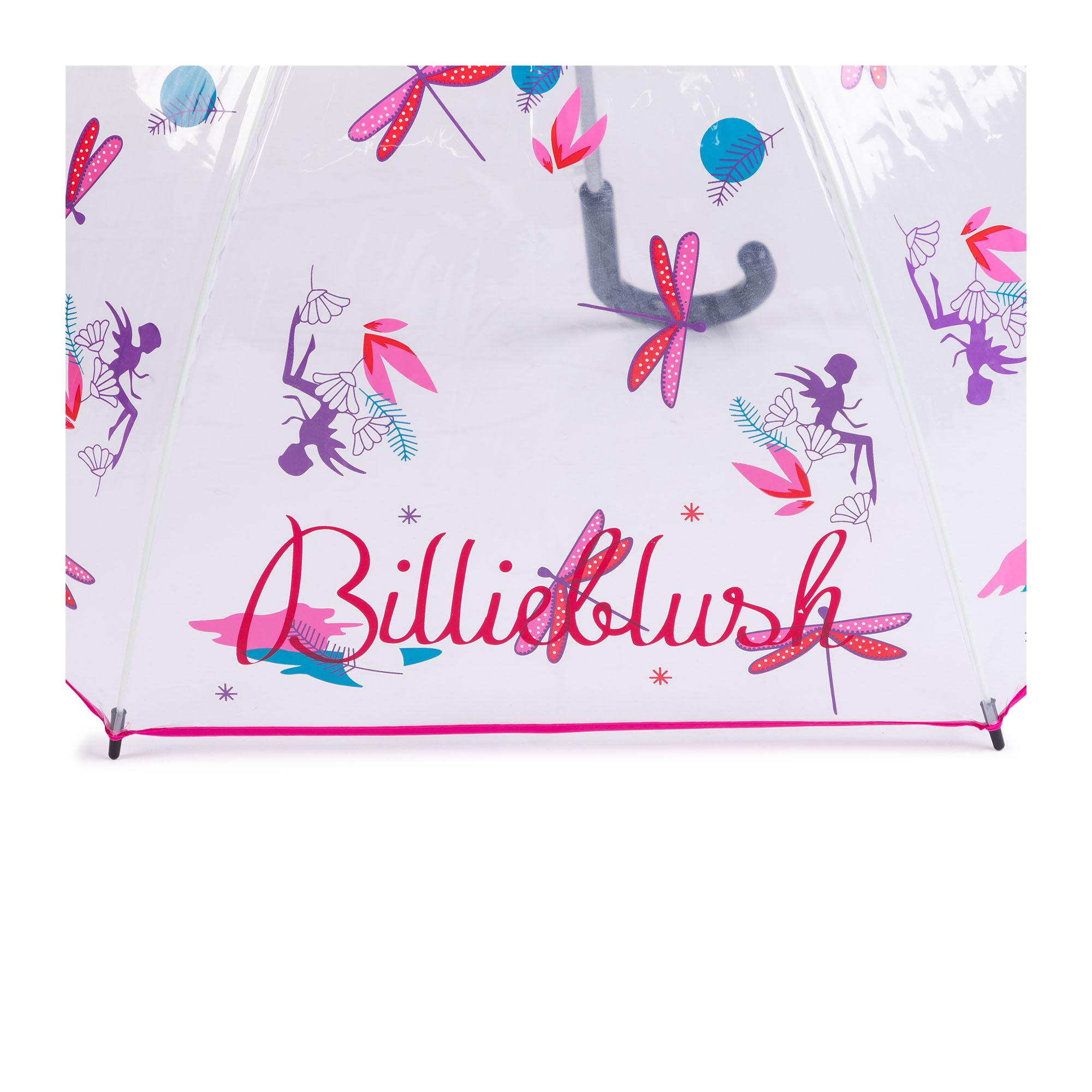 Transparent printed umbrella BILLIEBLUSH for GIRL