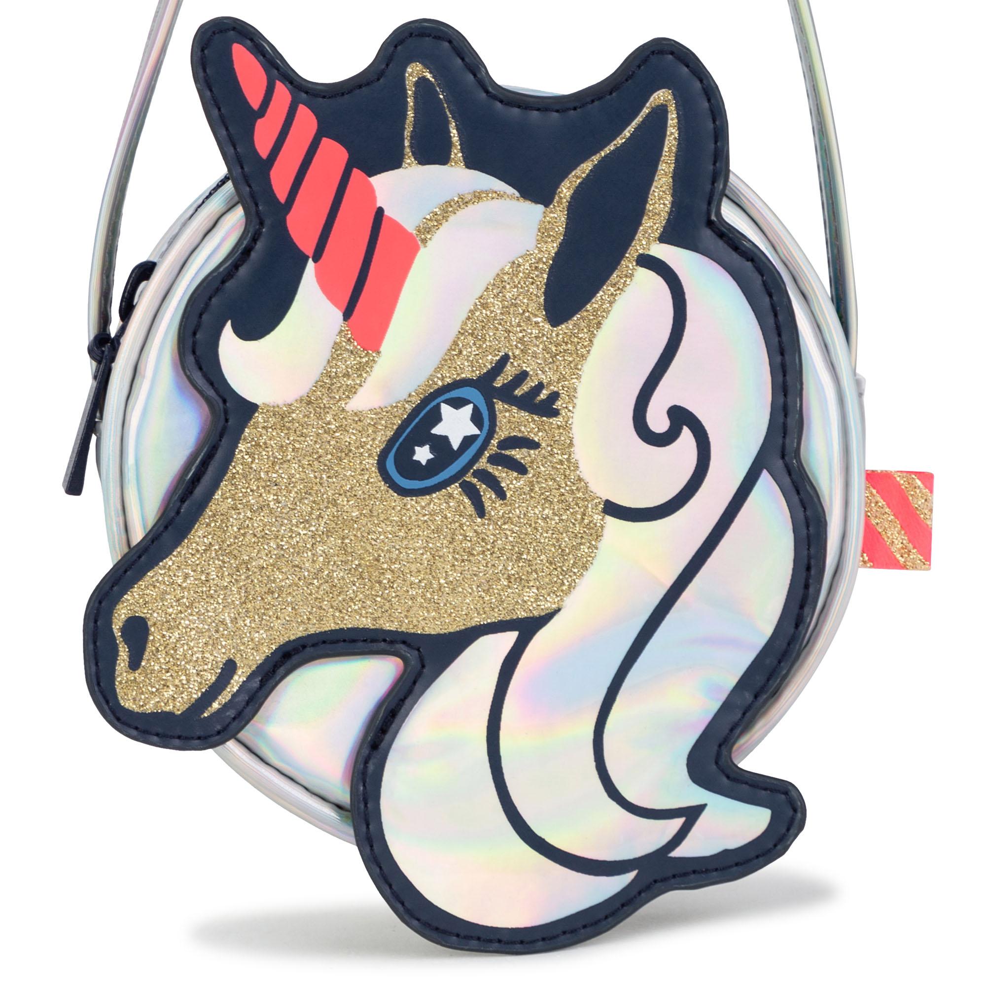 Round unicorn handbag BILLIEBLUSH for GIRL