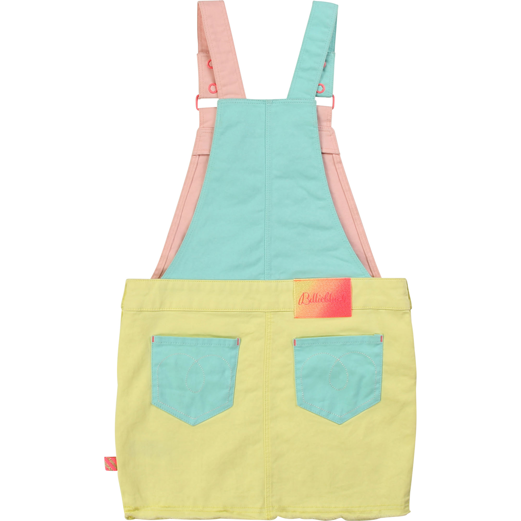 Cotton dungaree dress BILLIEBLUSH for GIRL