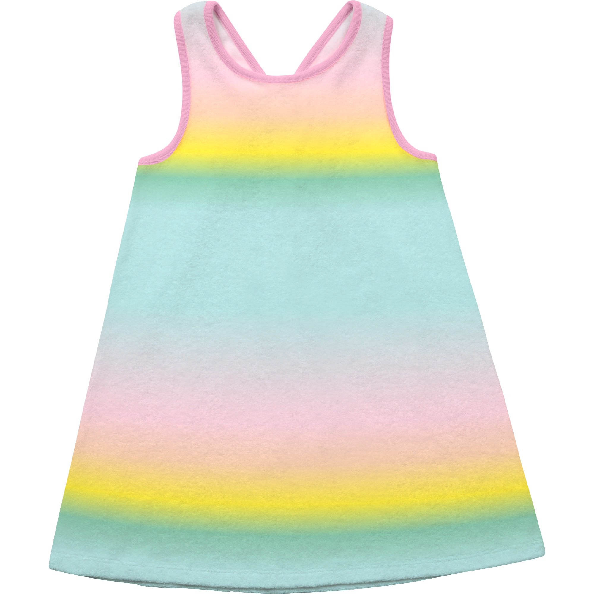 Sleeveless Terrycloth dress BILLIEBLUSH for GIRL