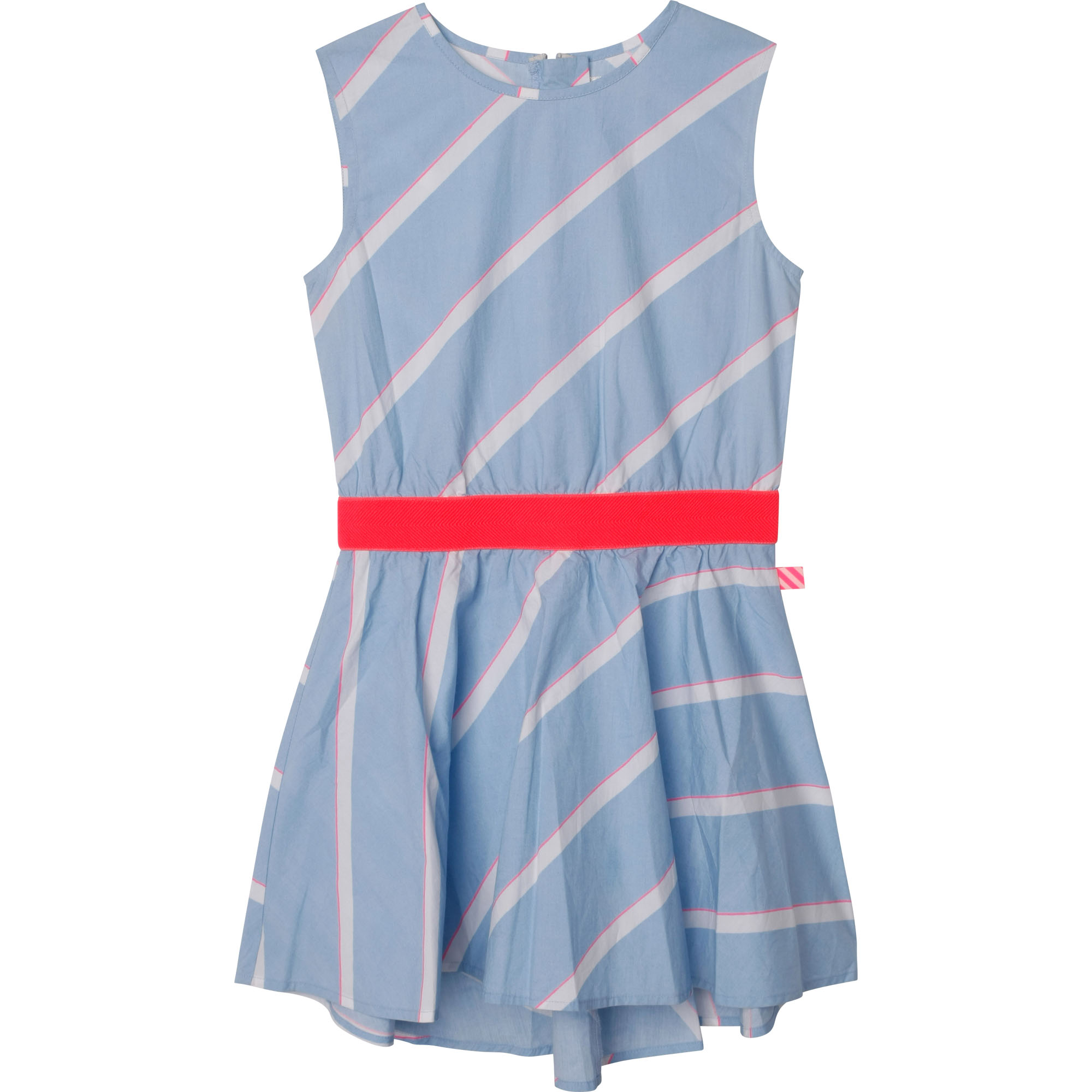 Cotton poplin dress BILLIEBLUSH for GIRL