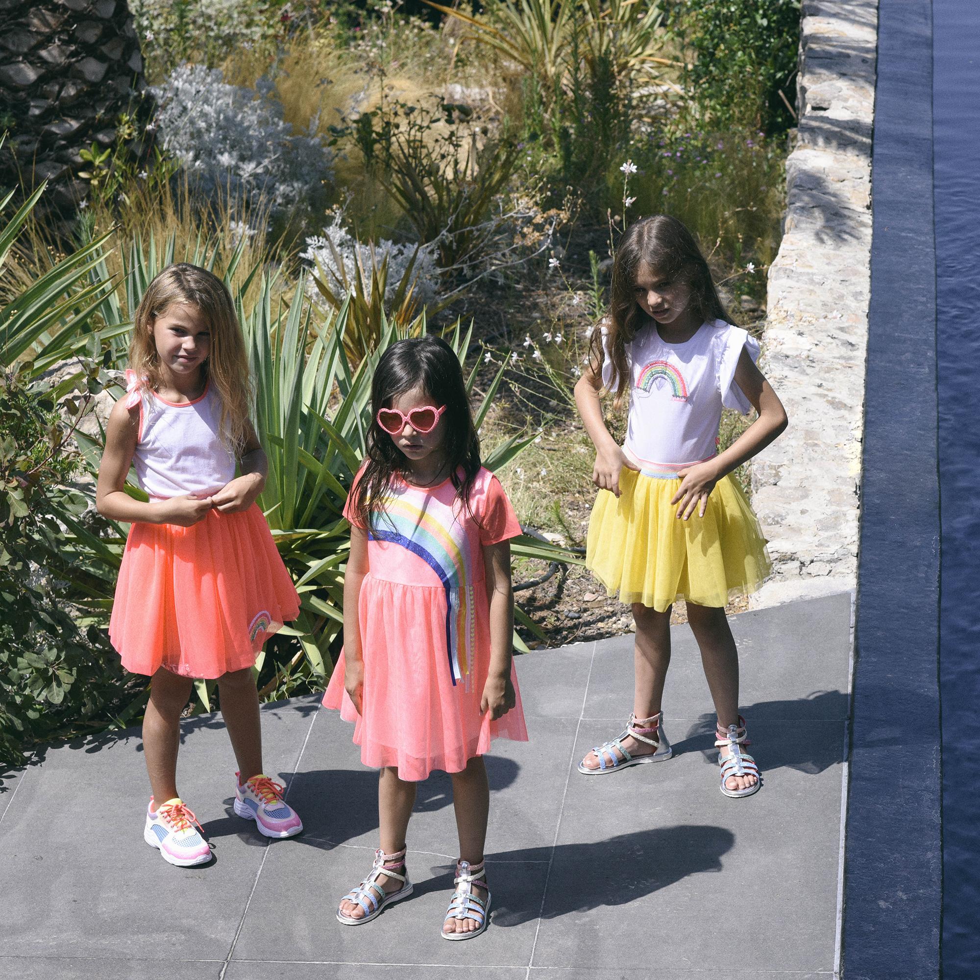 Lined tulle dress BILLIEBLUSH for GIRL