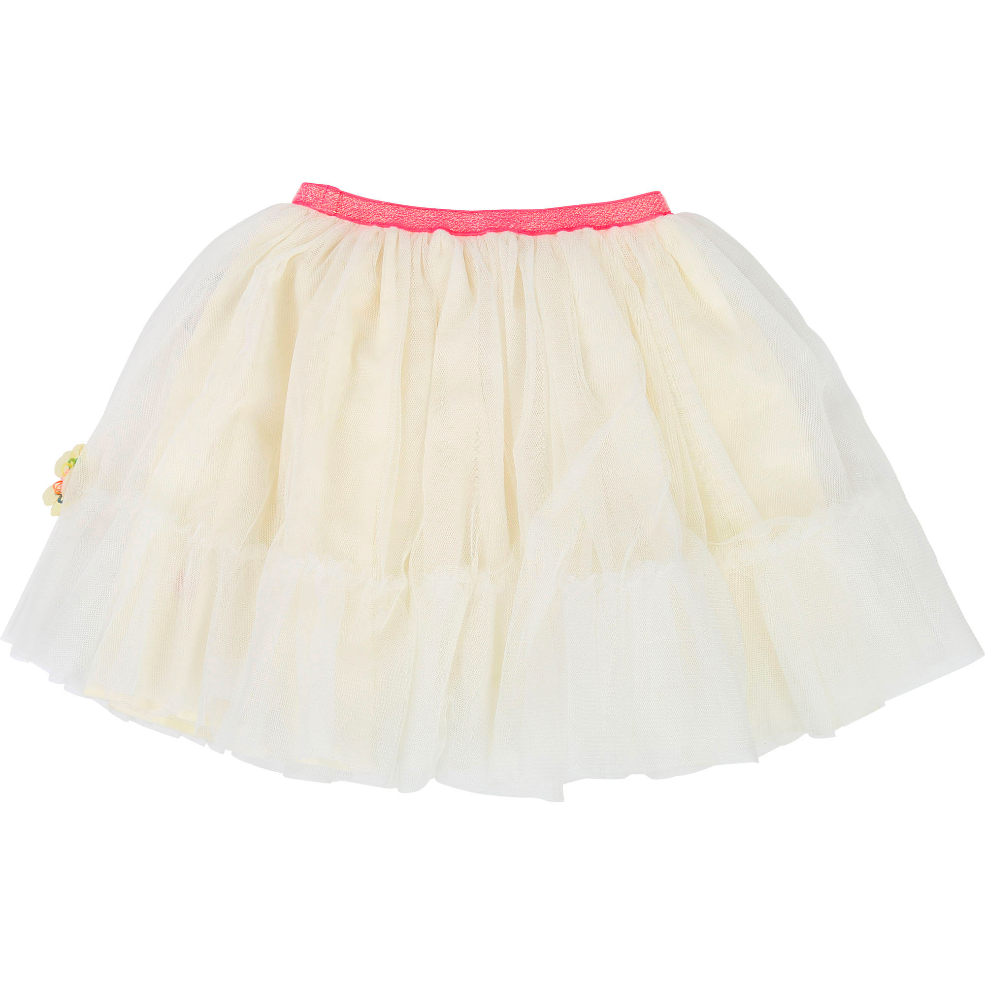 Tulle petticoat with flowers BILLIEBLUSH for GIRL