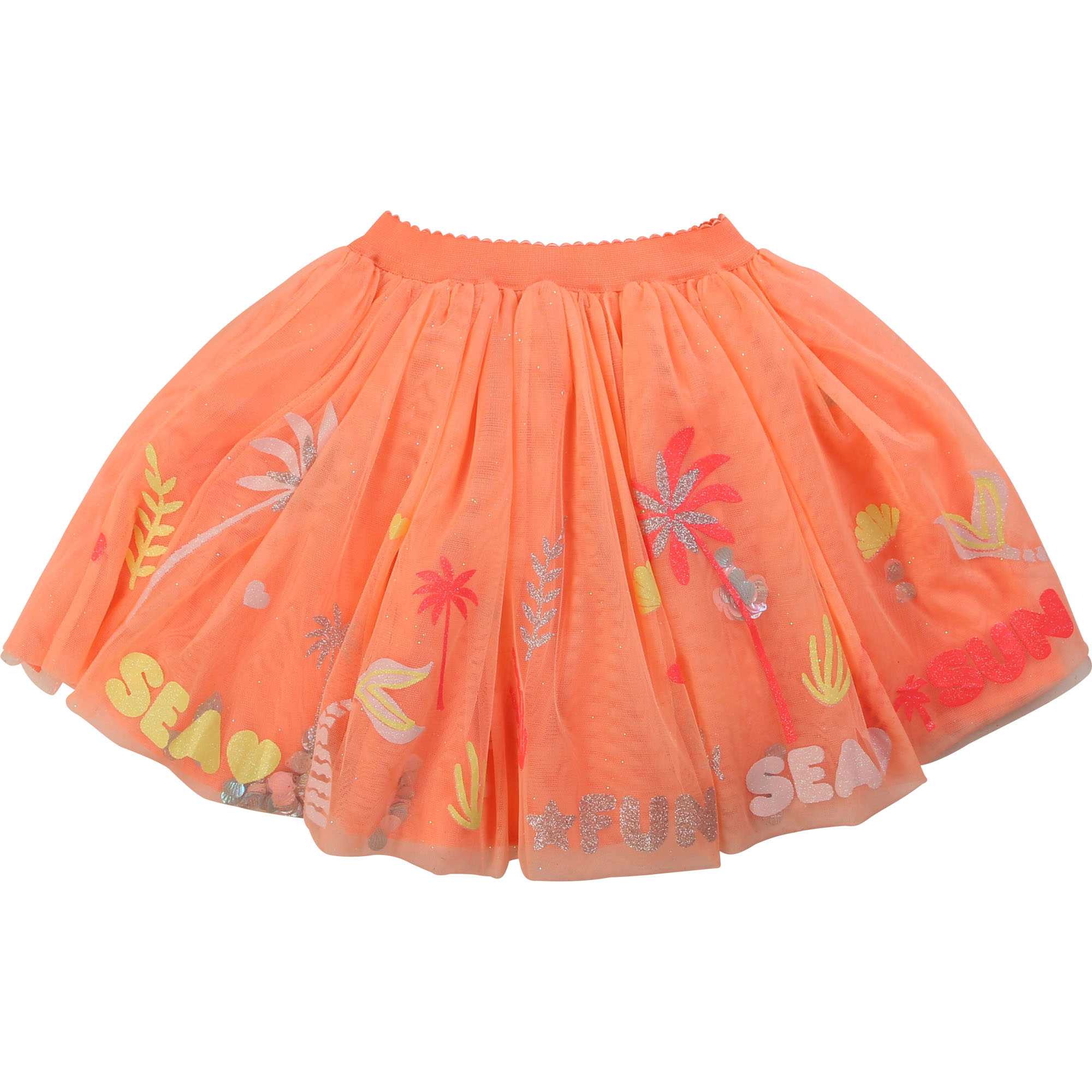 Sequined tulle skirt BILLIEBLUSH for GIRL