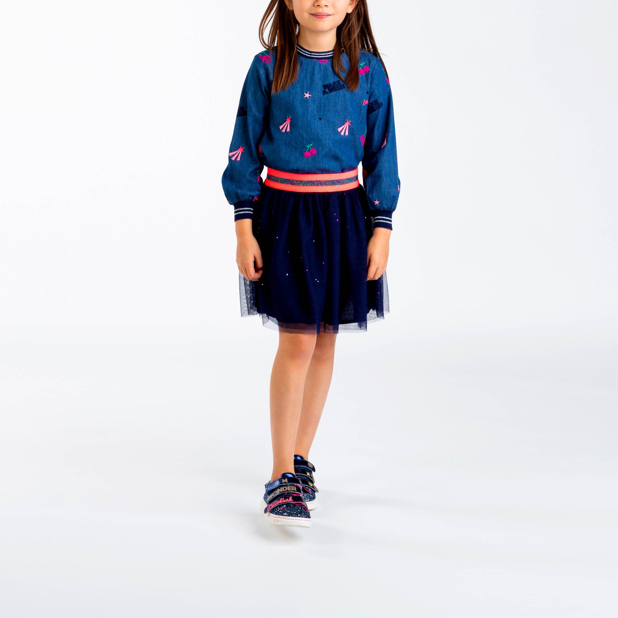 Pleated tulle skirt BILLIEBLUSH for GIRL