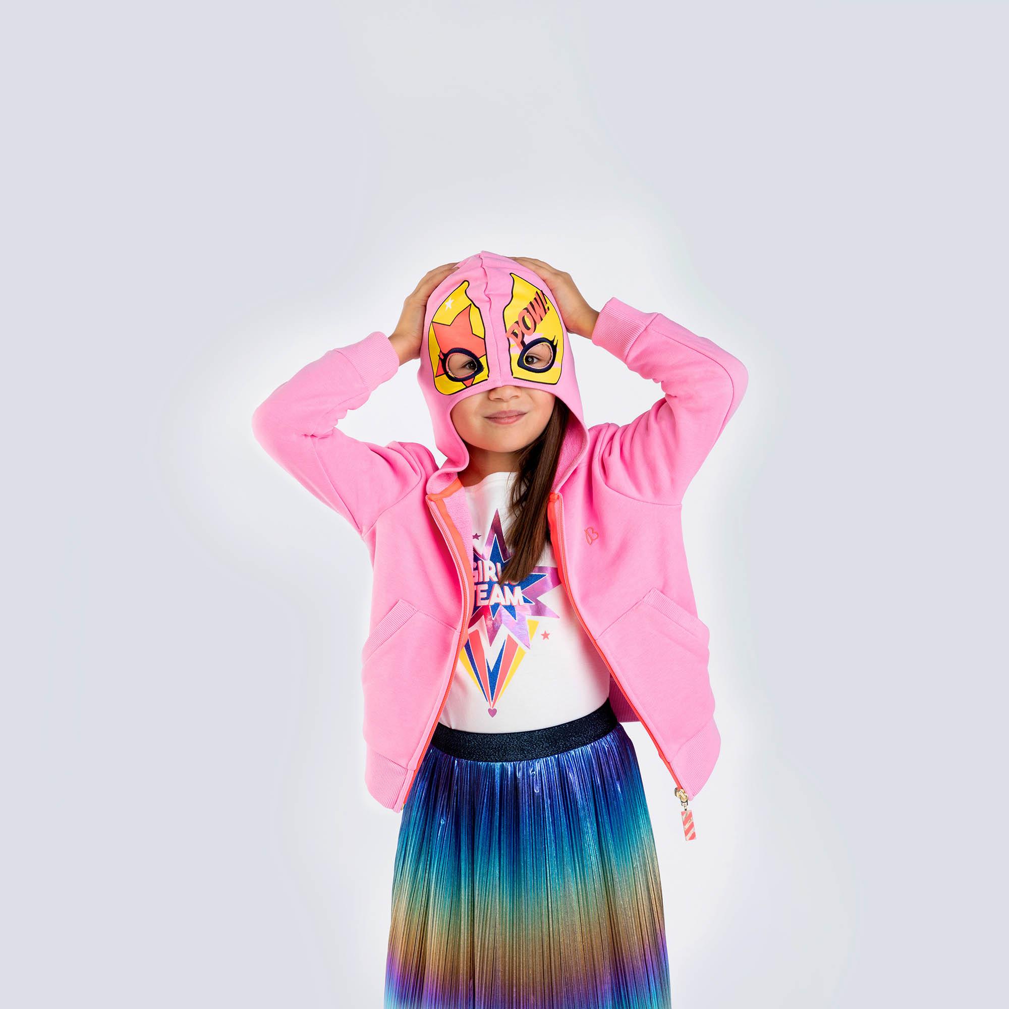 Mid-length pleated skirt BILLIEBLUSH for GIRL