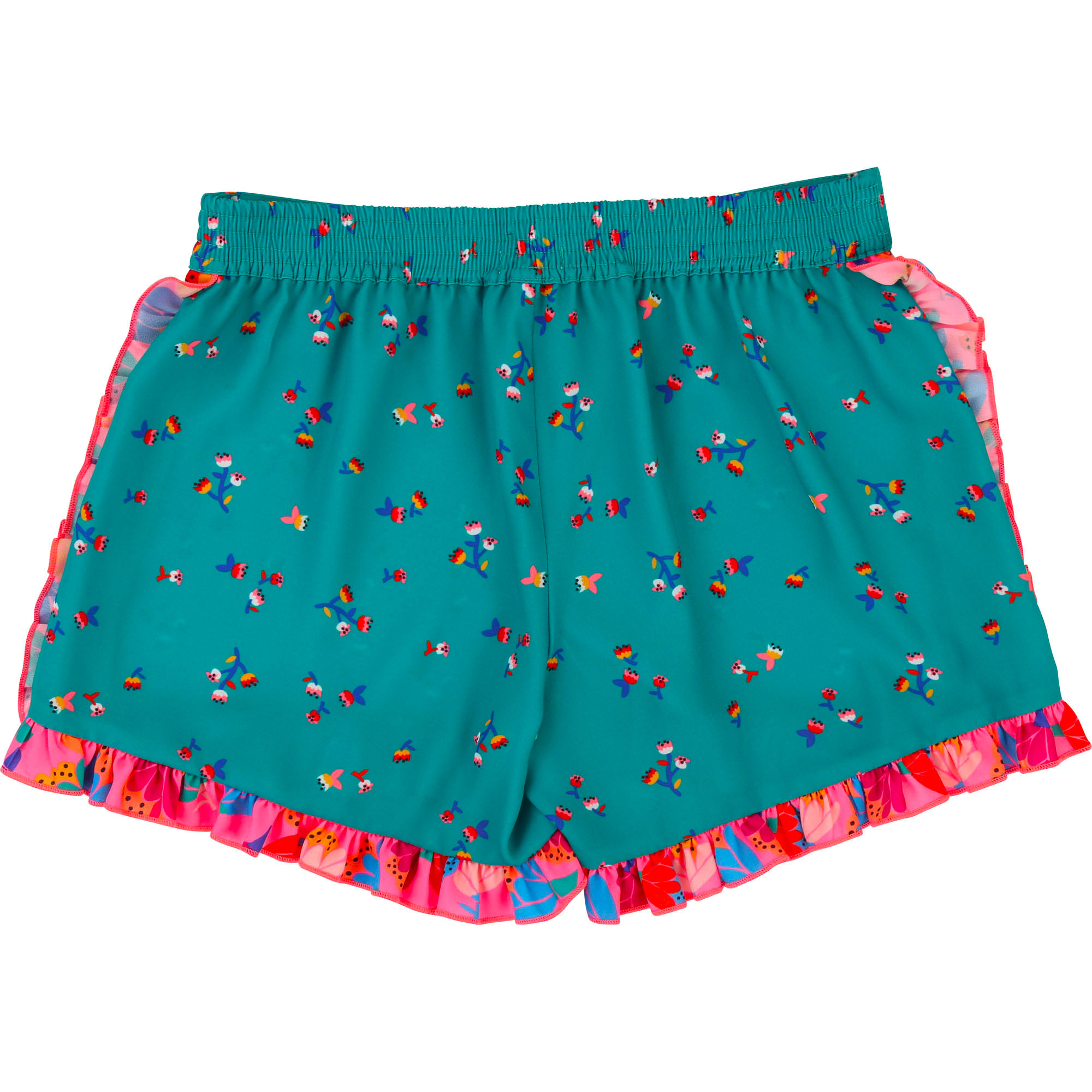 Floral print shorts BILLIEBLUSH for GIRL