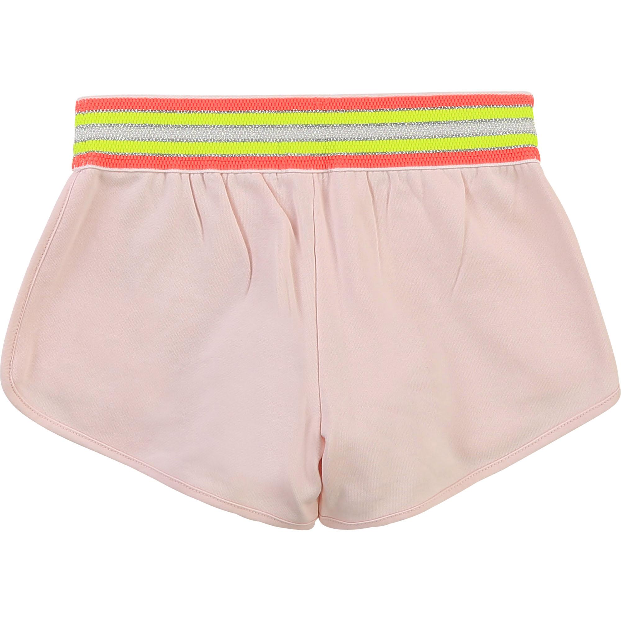 Fleece shorts 100% cotton BILLIEBLUSH for GIRL