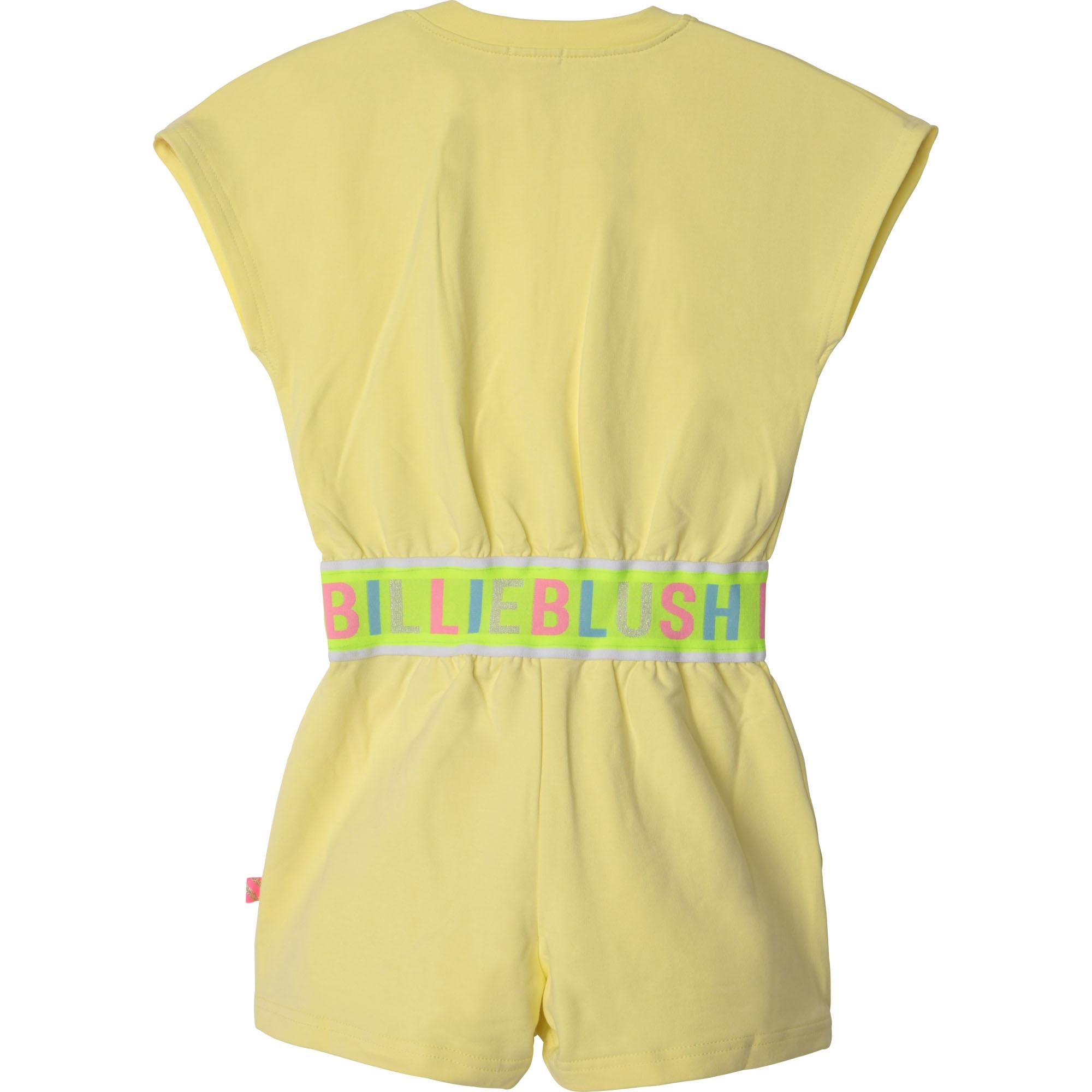 Fleece short romper BILLIEBLUSH for GIRL