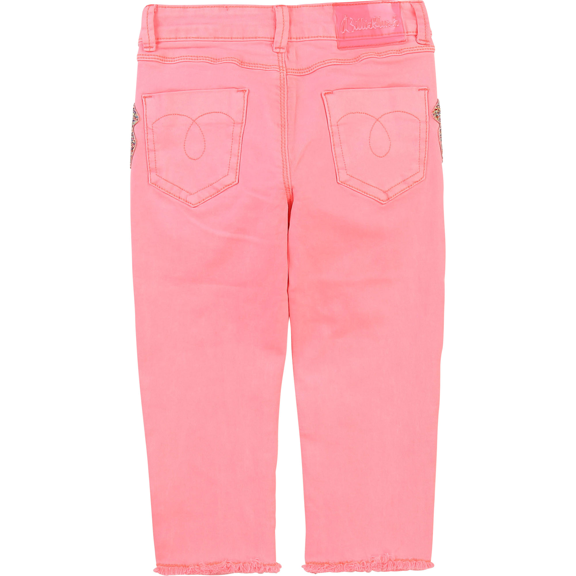 Cotton drill pants BILLIEBLUSH for GIRL