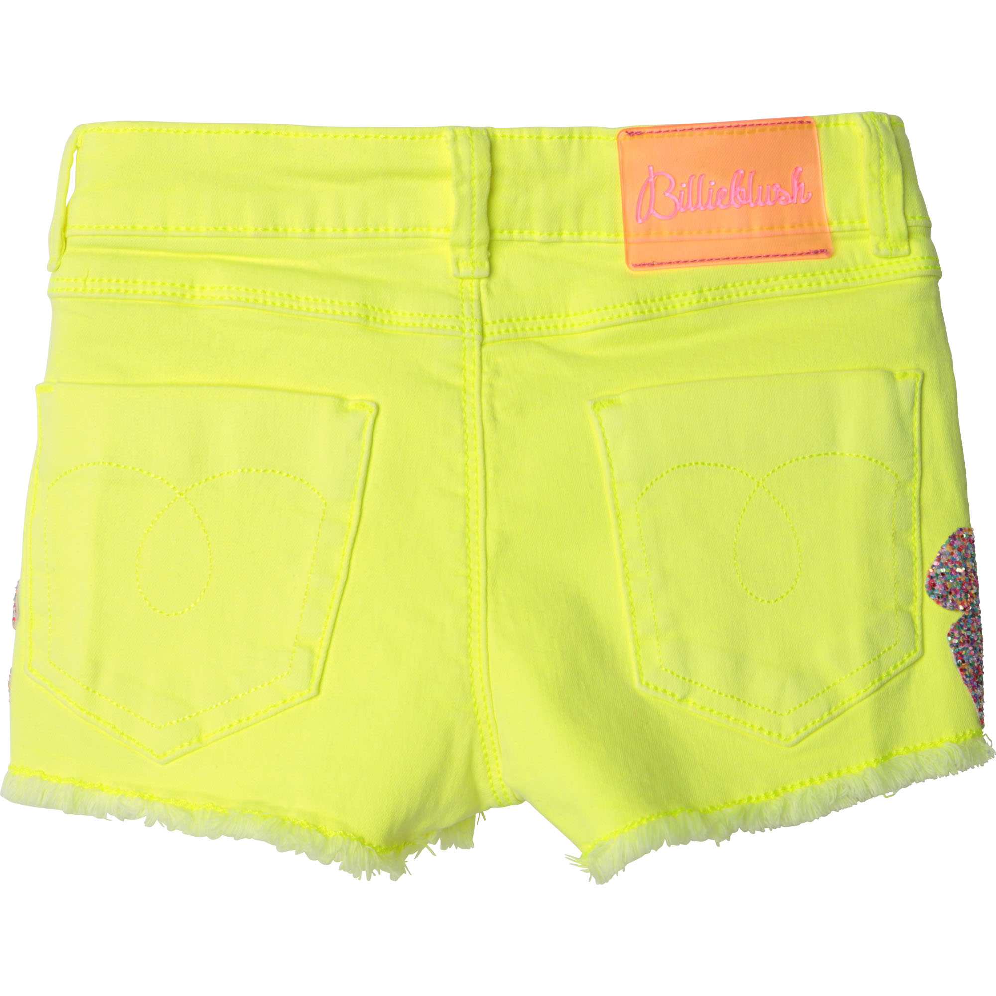 Cotton drill shorts BILLIEBLUSH for GIRL