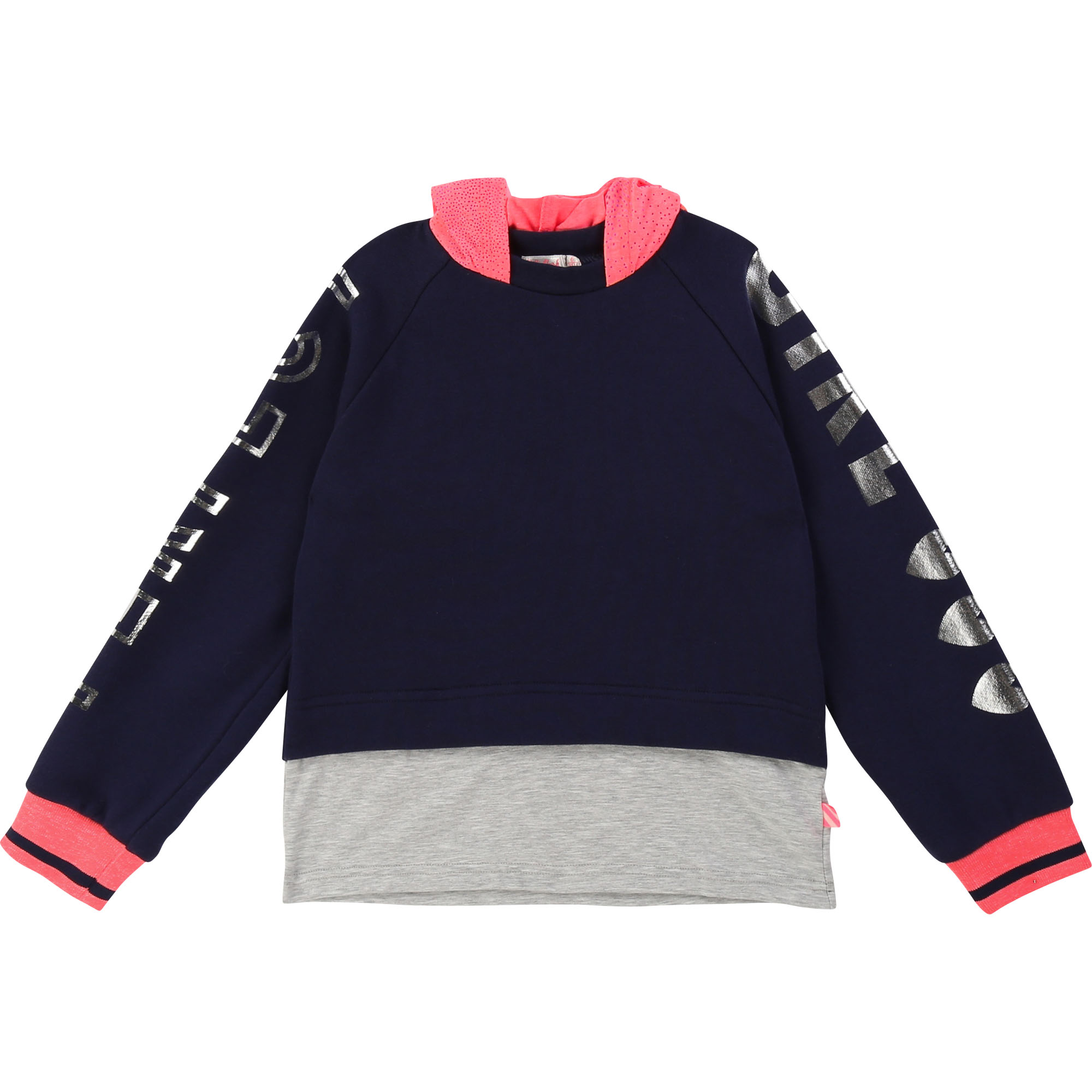Sweat à capuche en molleton BILLIEBLUSH pour FILLE