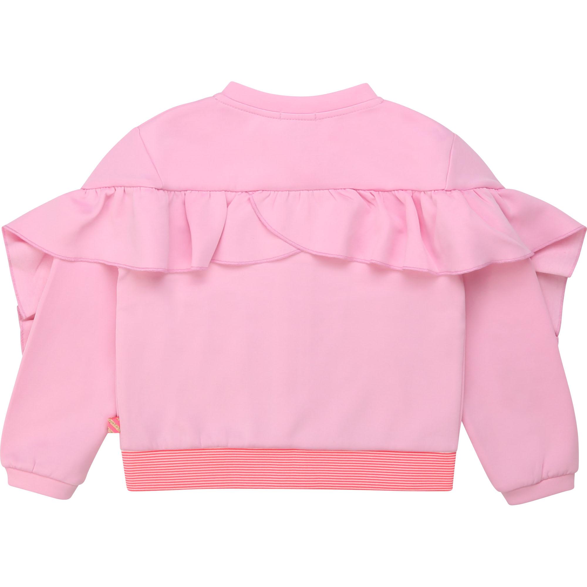 Fleece cardigan BILLIEBLUSH for GIRL