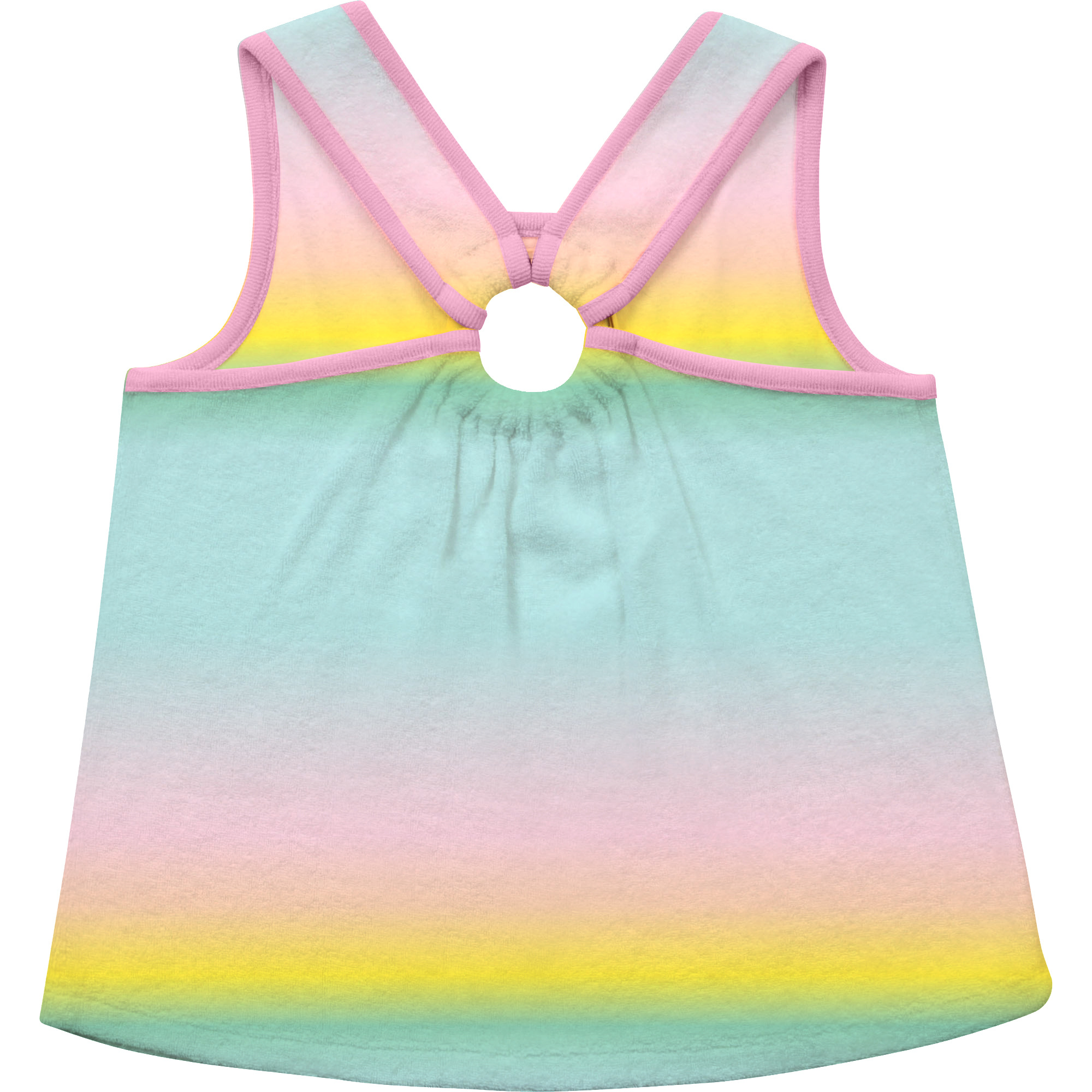 Terrycloth vest top BILLIEBLUSH for GIRL