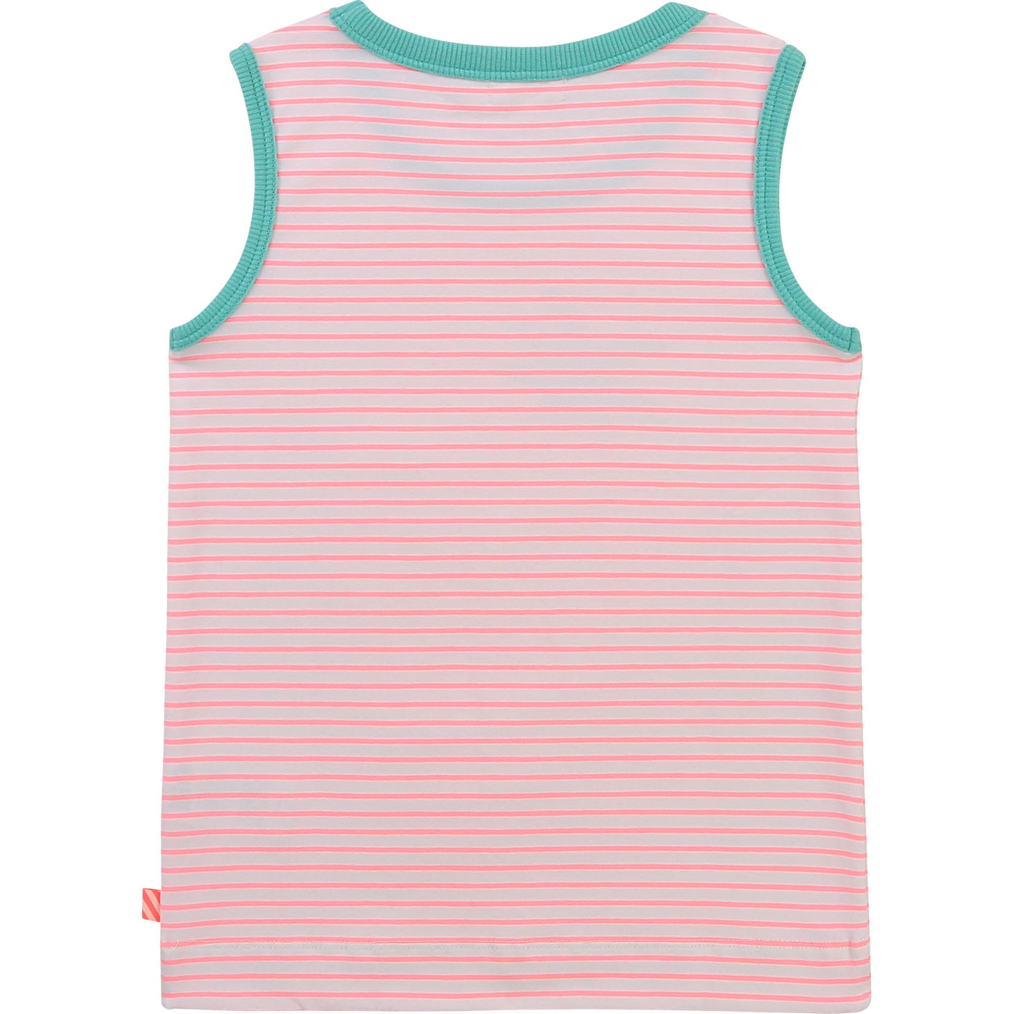 Striped vest top BILLIEBLUSH for GIRL
