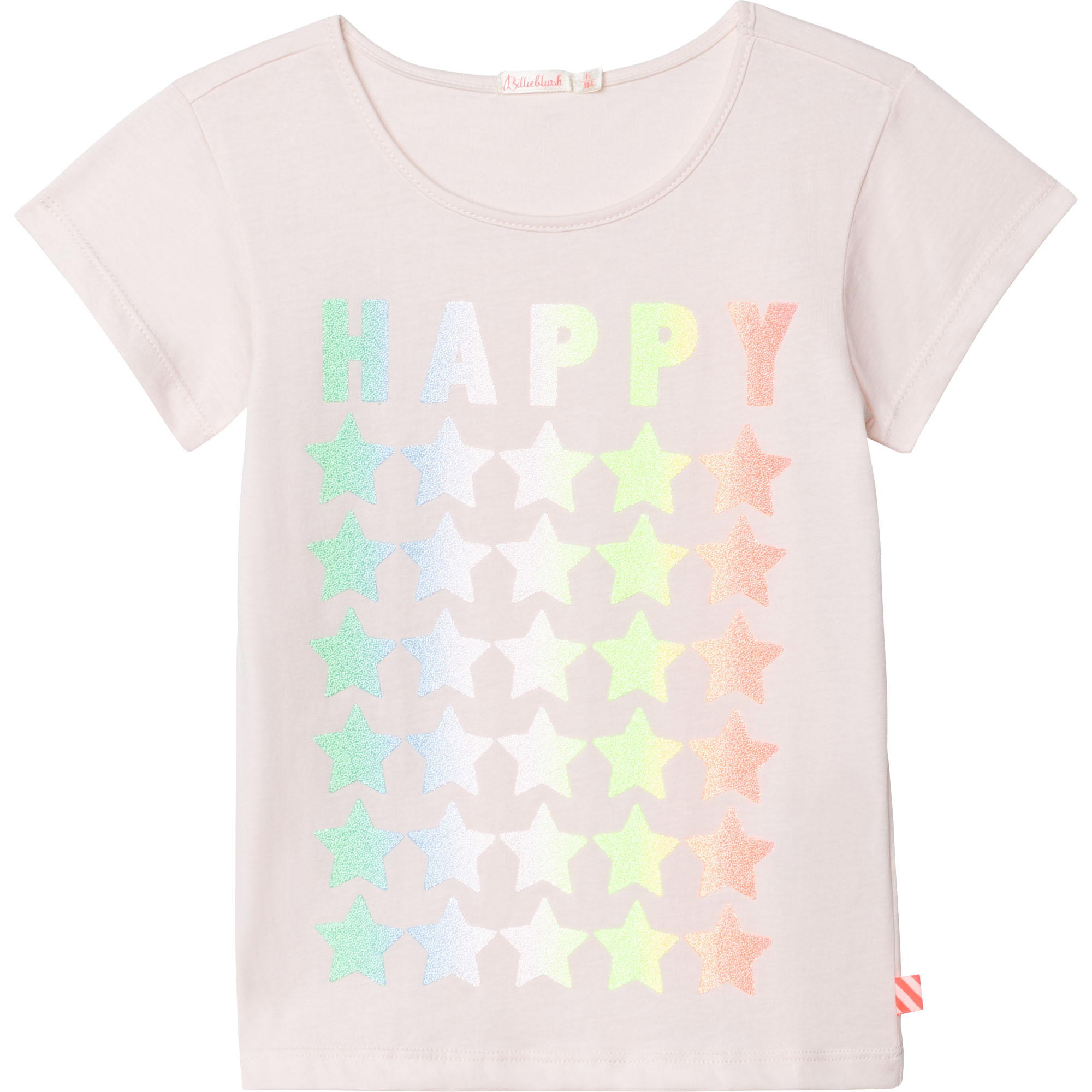Novelty T-shirt with sequins BILLIEBLUSH for GIRL