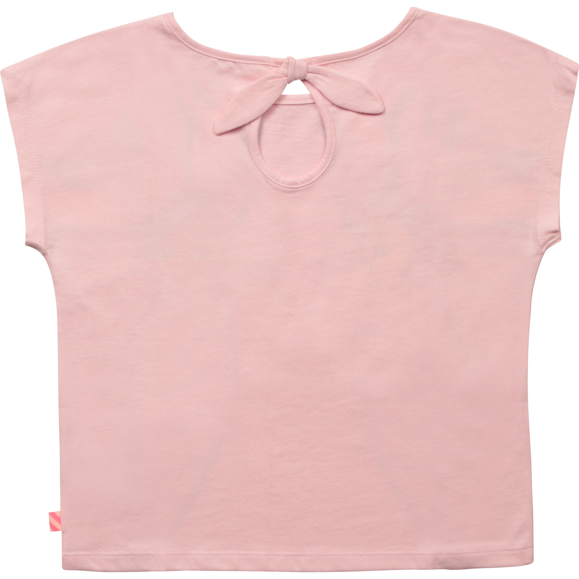 Loose cotton jersey T-shirt BILLIEBLUSH for GIRL