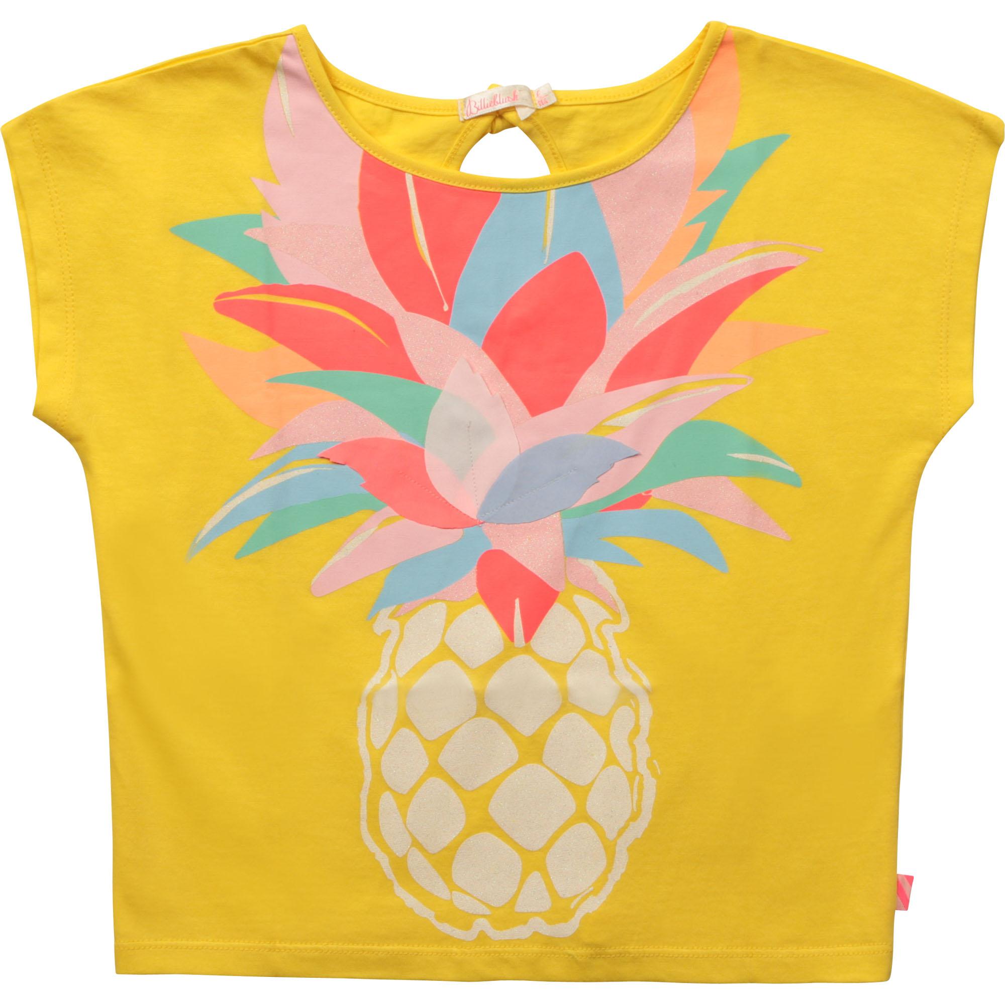 T-shirt ample jersey de coton BILLIEBLUSH pour FILLE