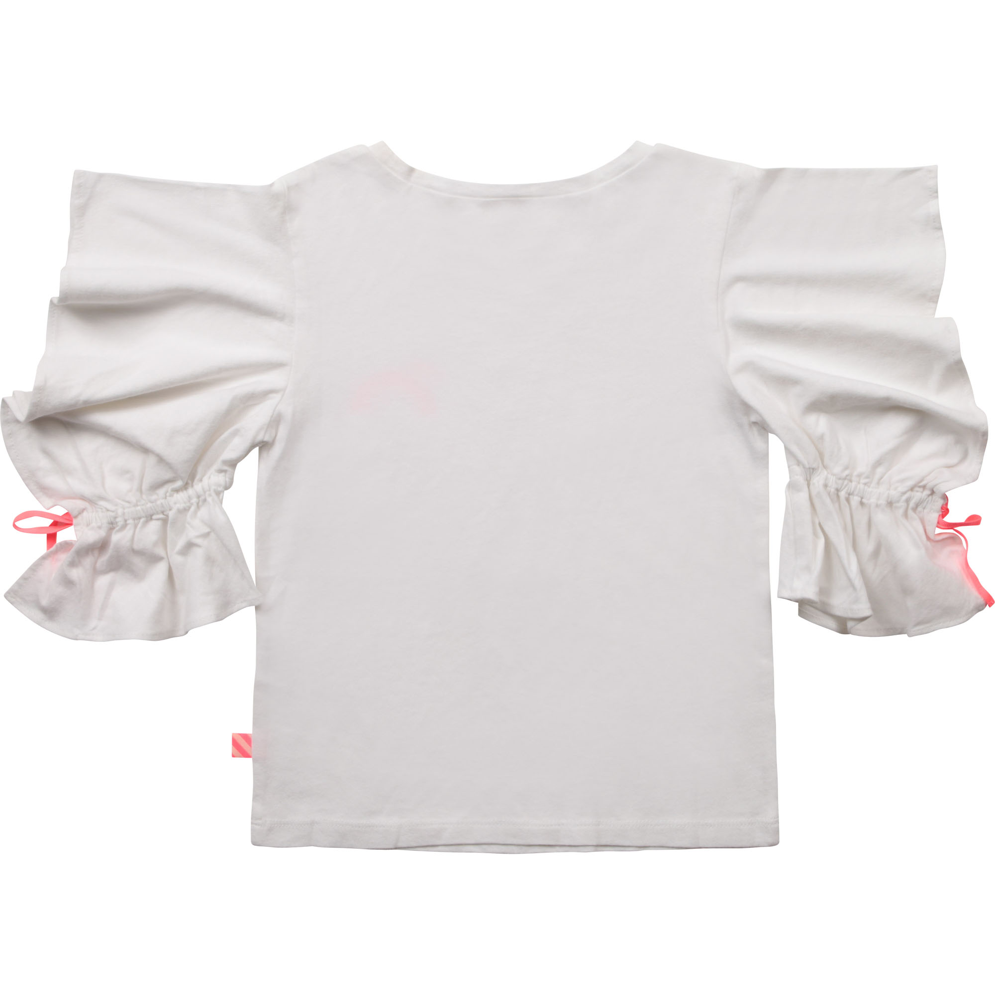 Cotton and modal T-shirt BILLIEBLUSH for GIRL