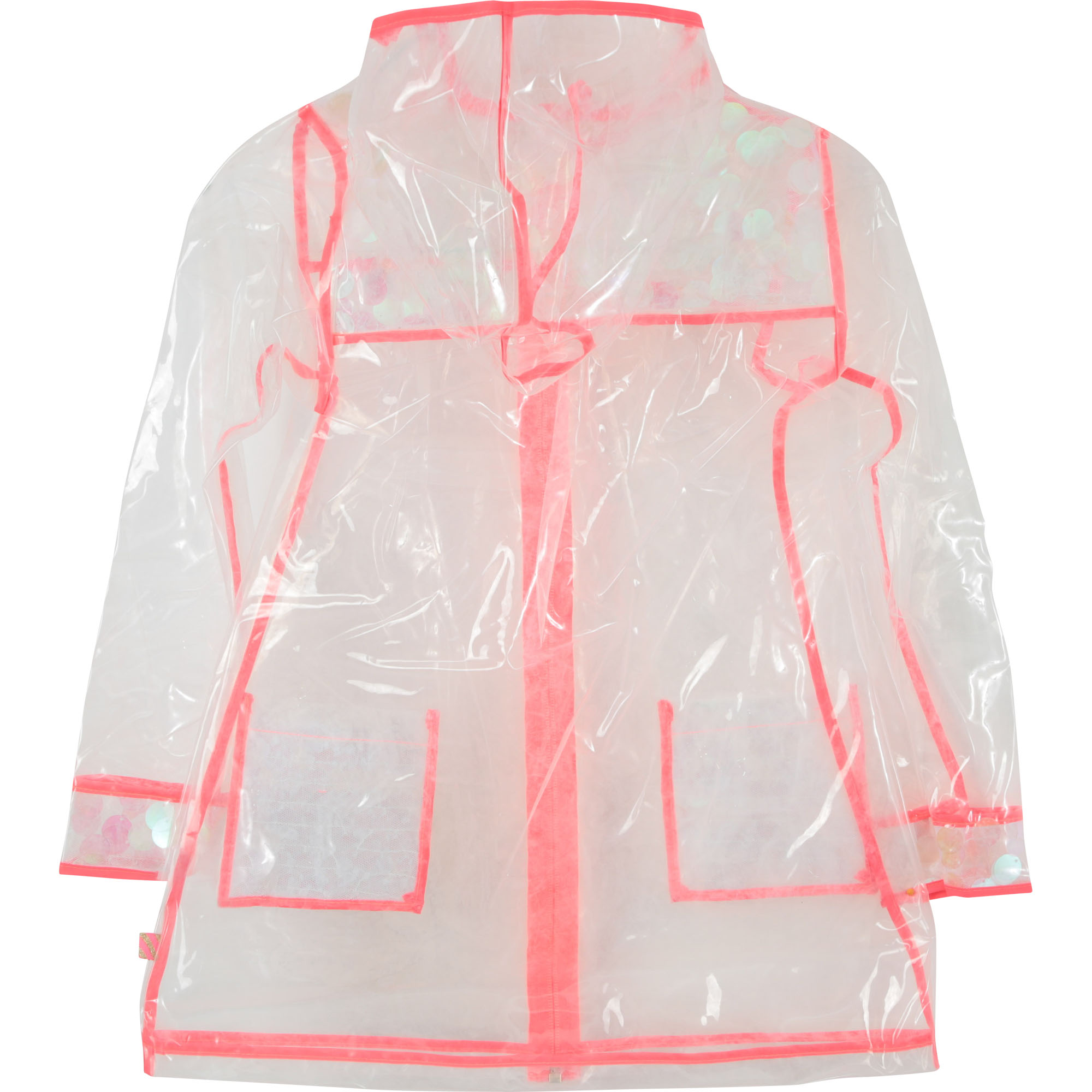 Ciré imperméable transparent BILLIEBLUSH pour FILLE