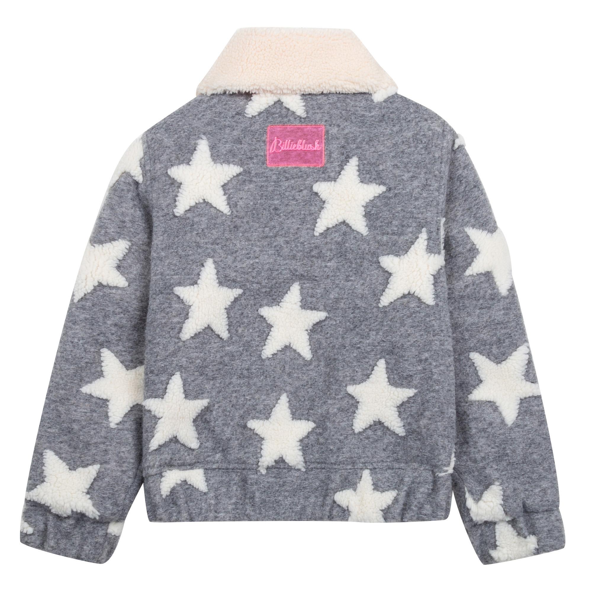 Wool bomber jacket BILLIEBLUSH for GIRL