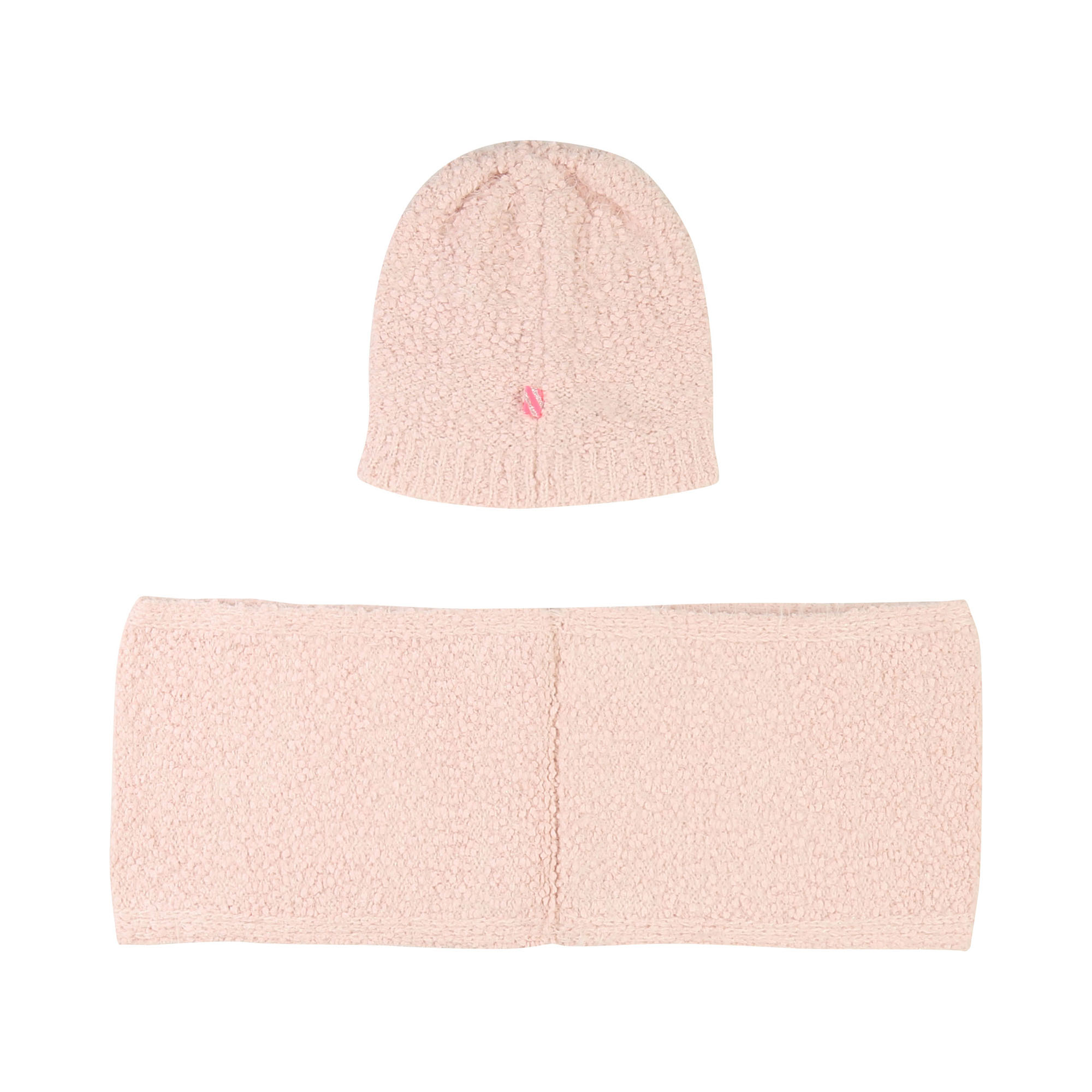 Ensemble bonnet et snood BILLIEBLUSH pour FILLE