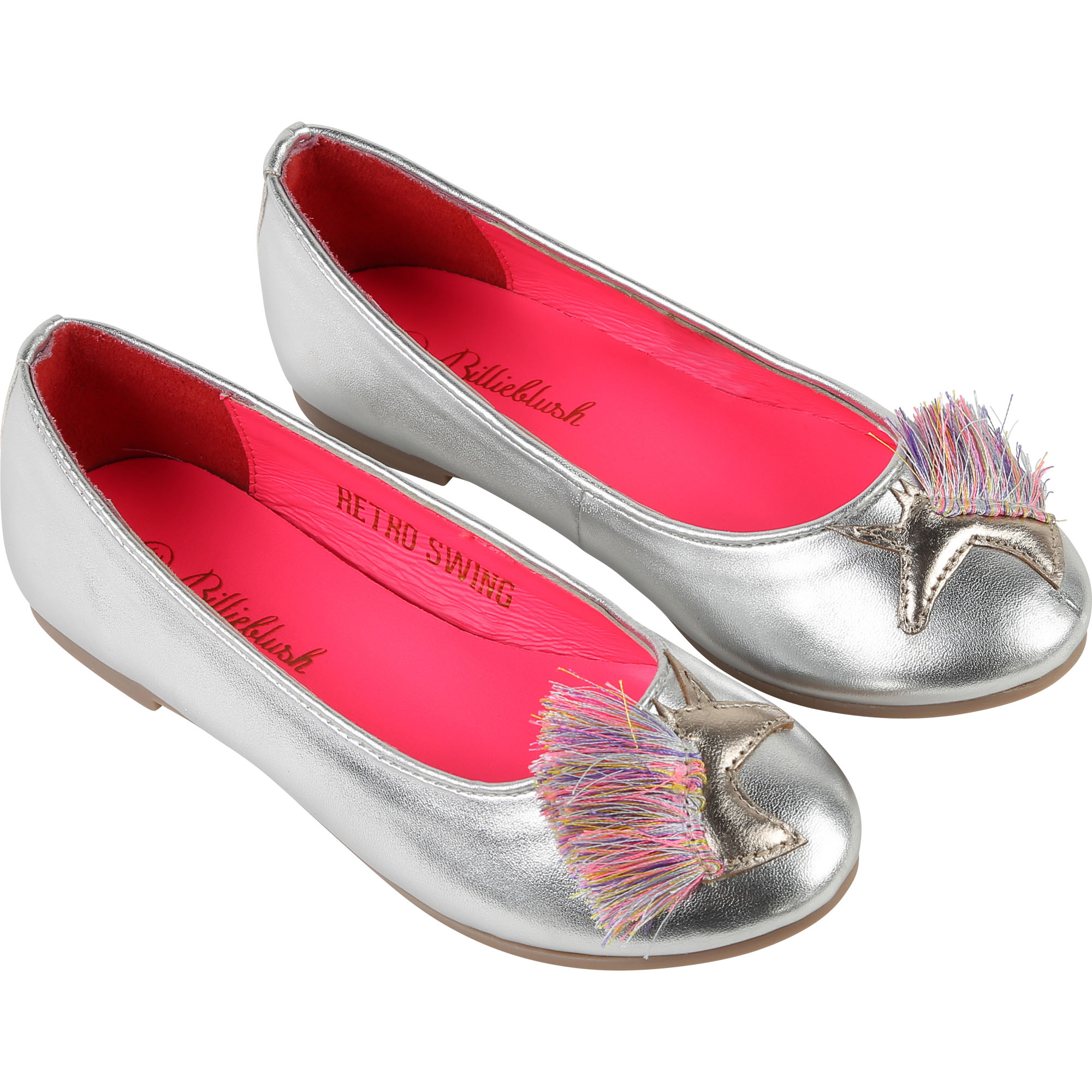 Ballet flats with unicorns BILLIEBLUSH for GIRL