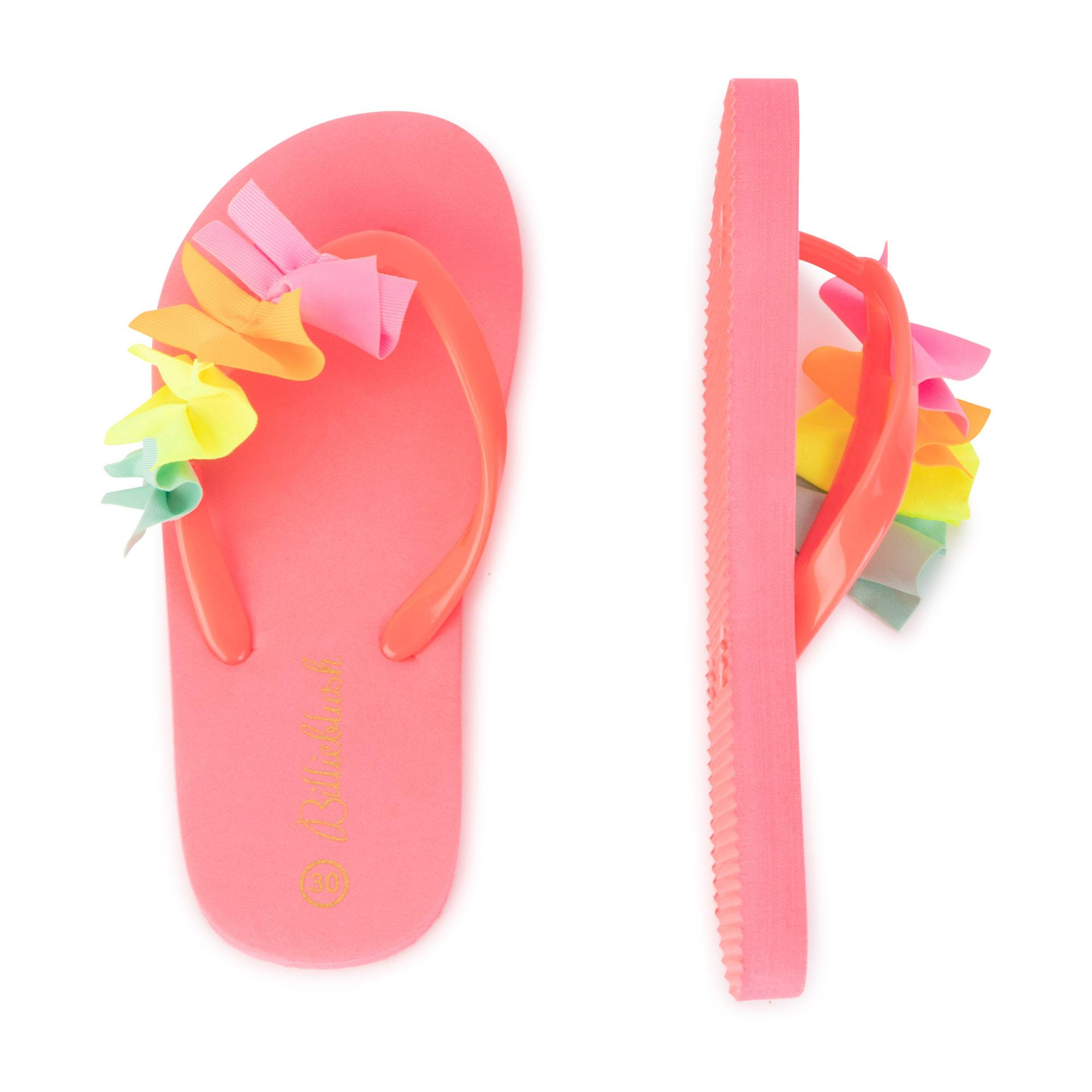 Ruffled flip-flops BILLIEBLUSH for GIRL