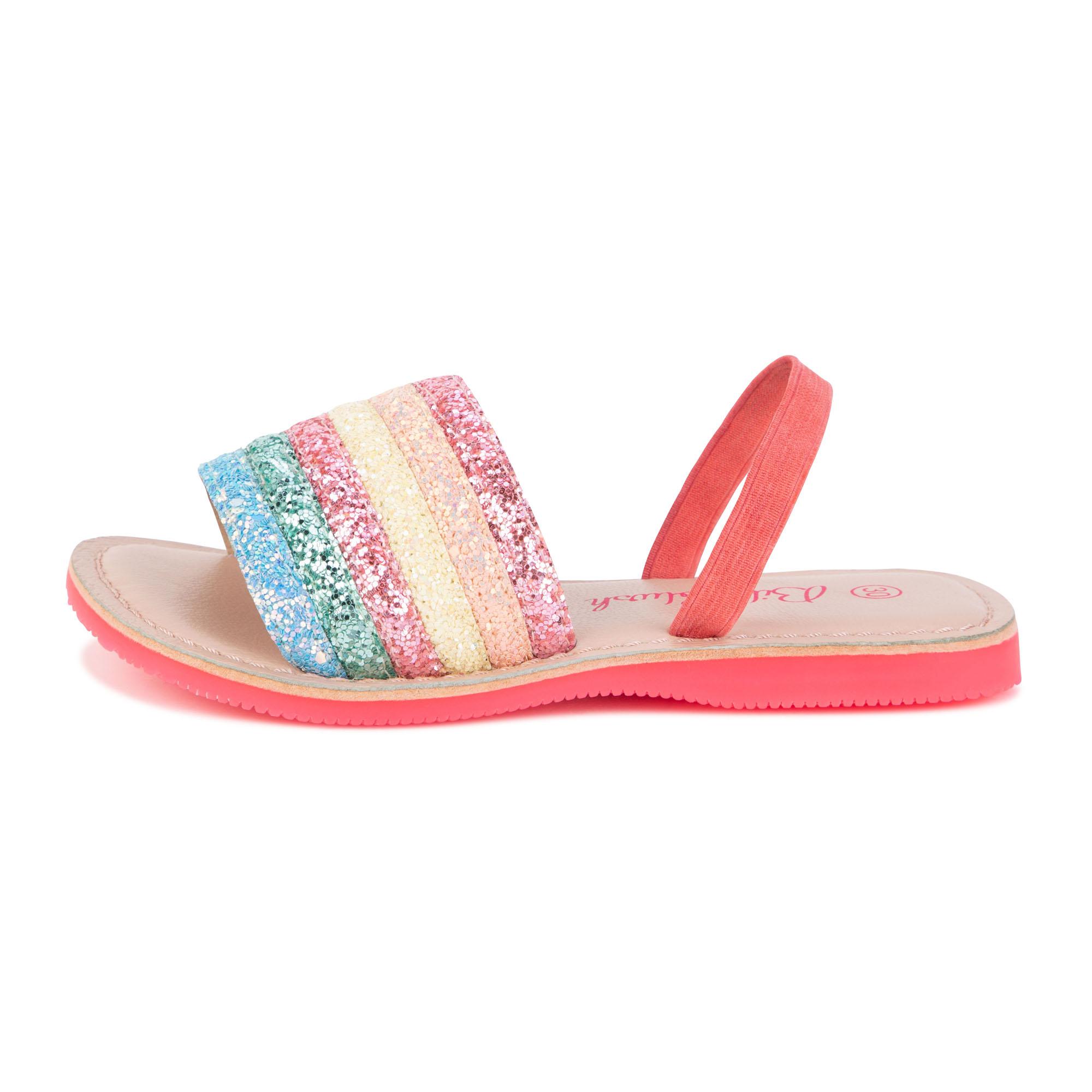 Glitter sandals BILLIEBLUSH for GIRL