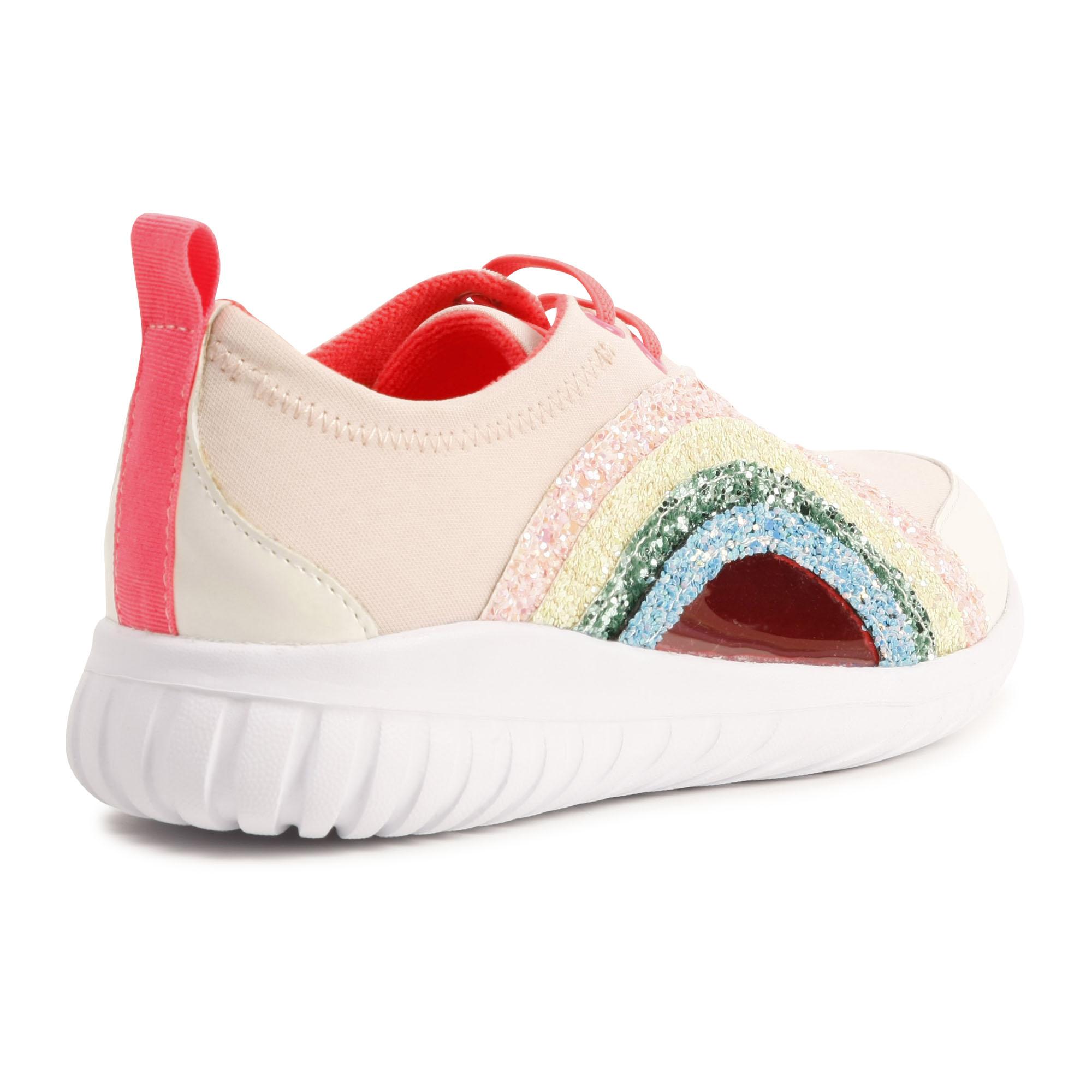 Rainbow sneakers BILLIEBLUSH for GIRL