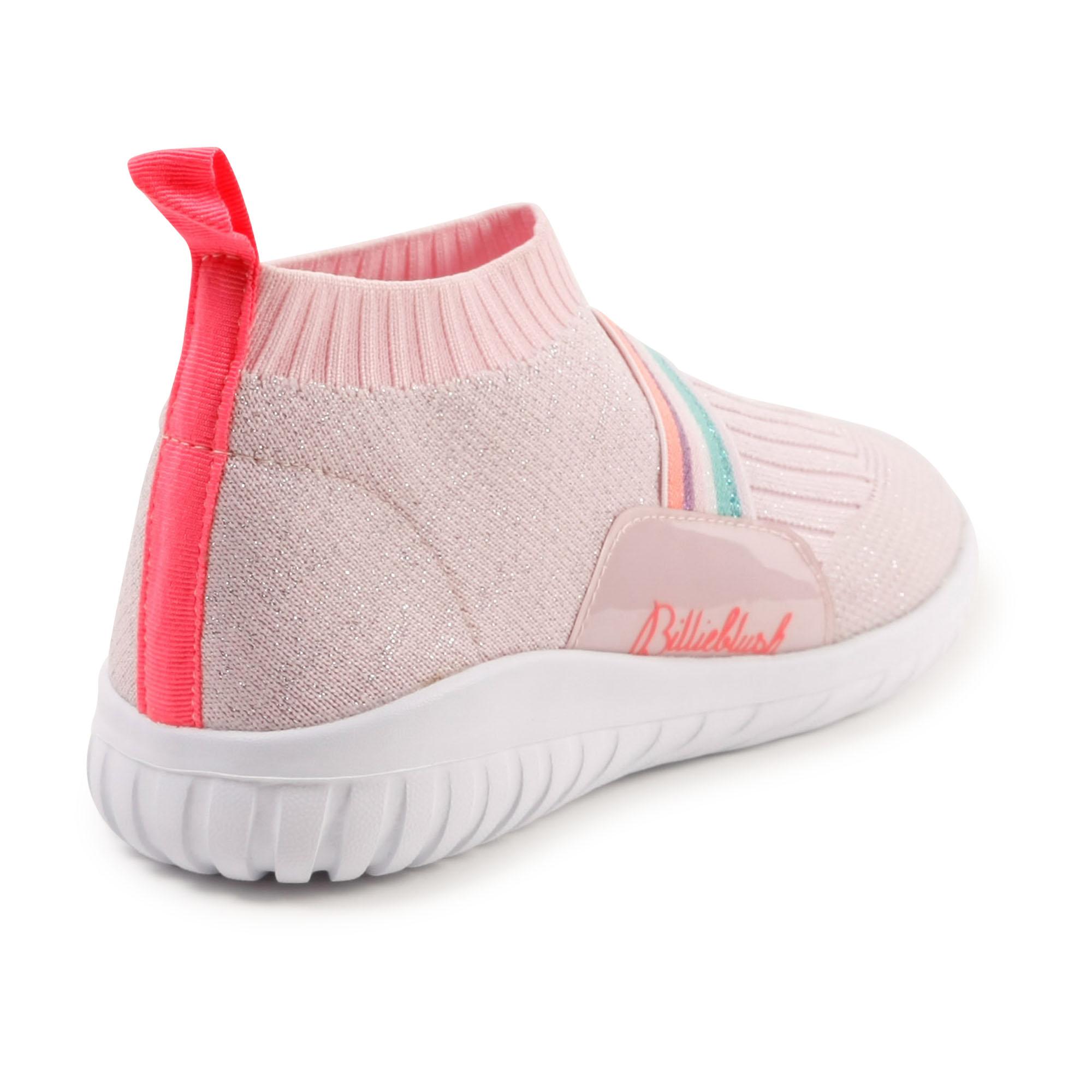 Baskets en tricot élastique BILLIEBLUSH pour FILLE
