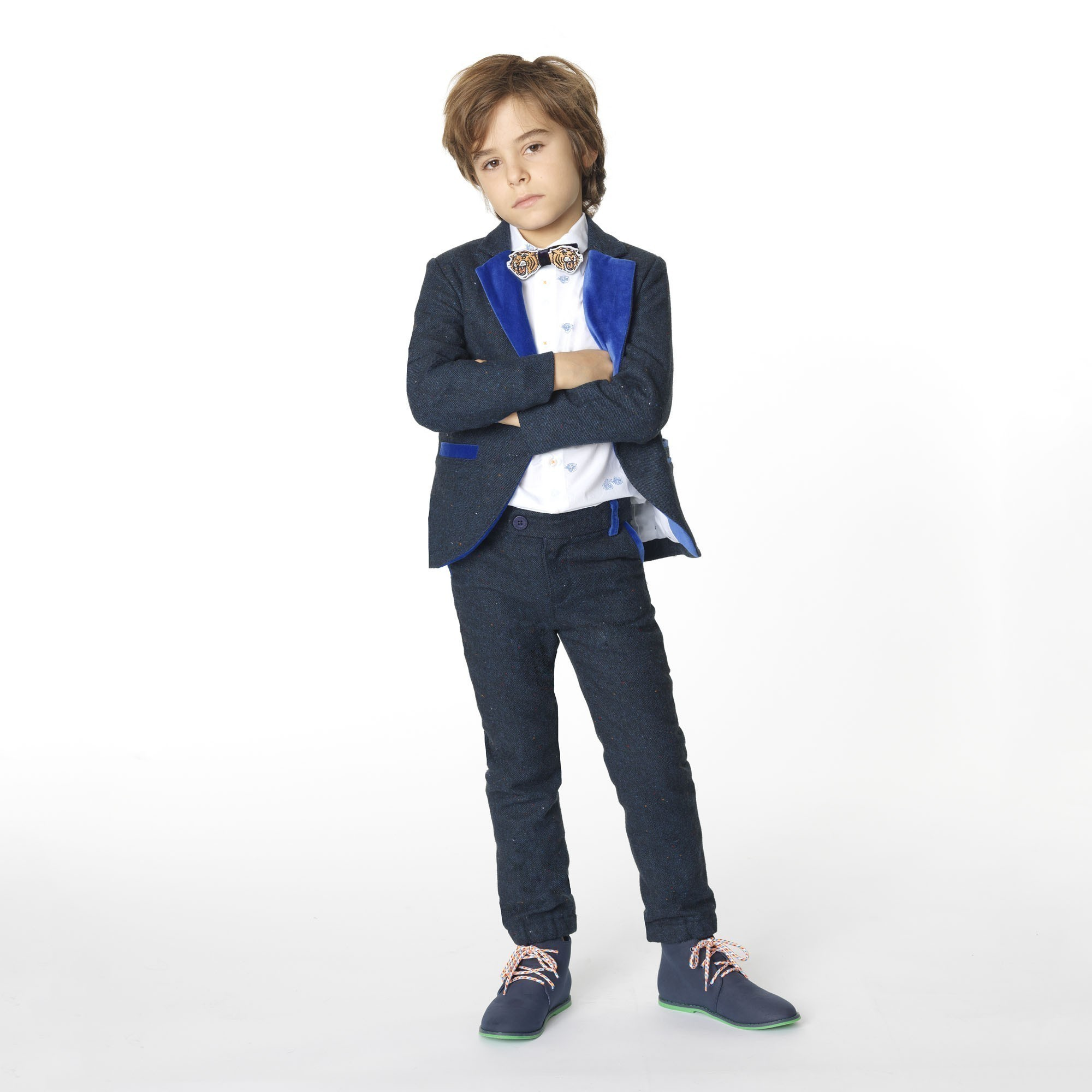 Neppy suit trousers BILLYBANDIT for BOY