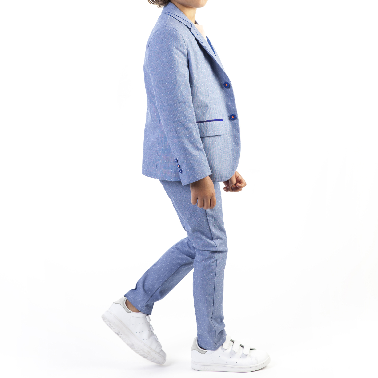 Printed trousers with pockets BILLYBANDIT for BOY