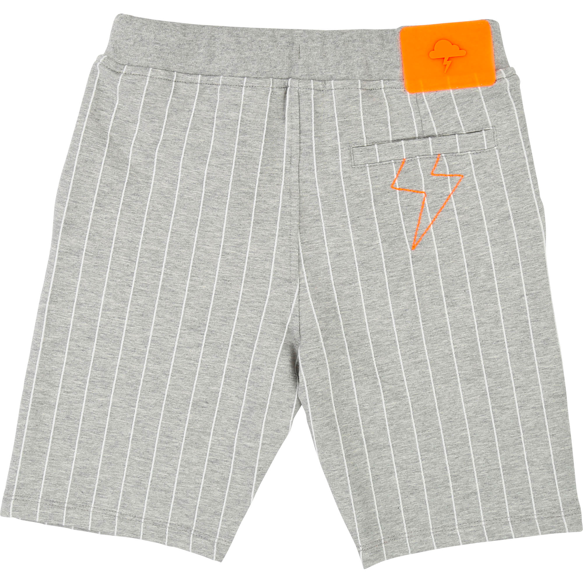 Striped fleece shorts BILLYBANDIT for BOY