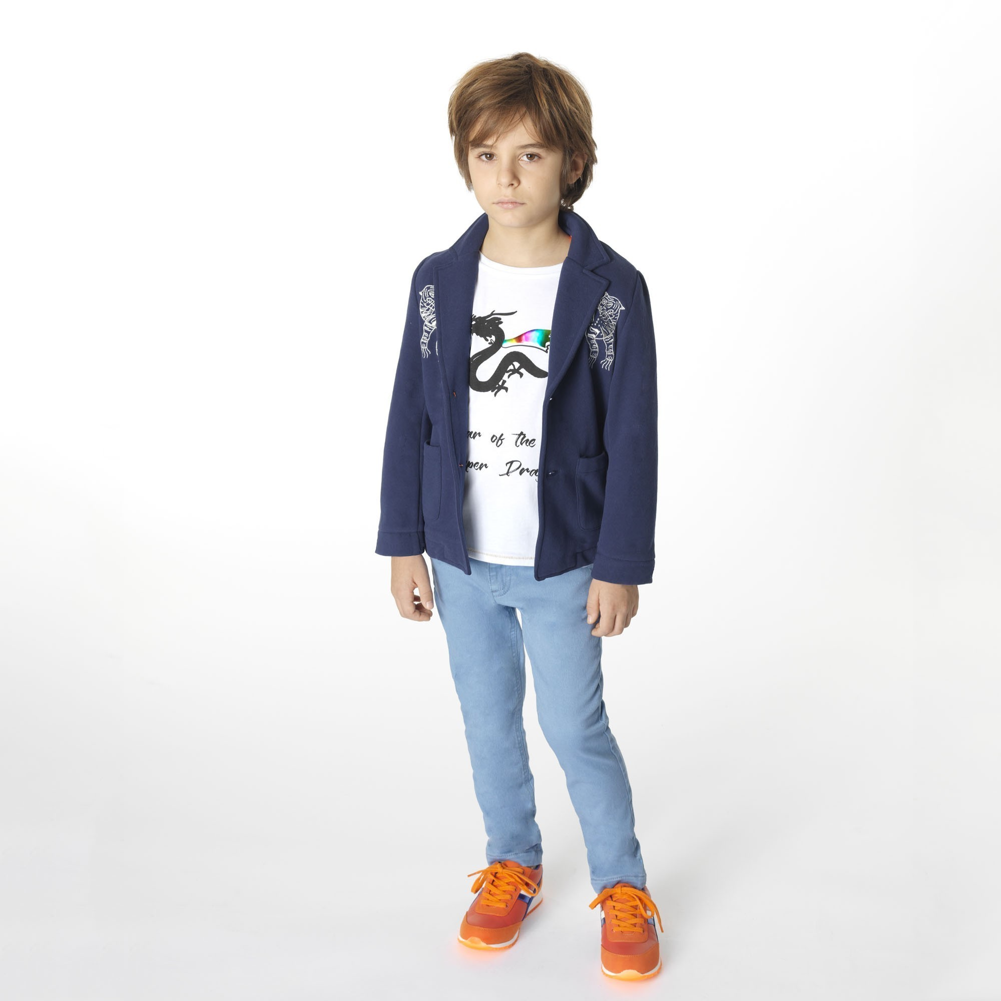 Novelty T-shirt with gift BILLYBANDIT for BOY