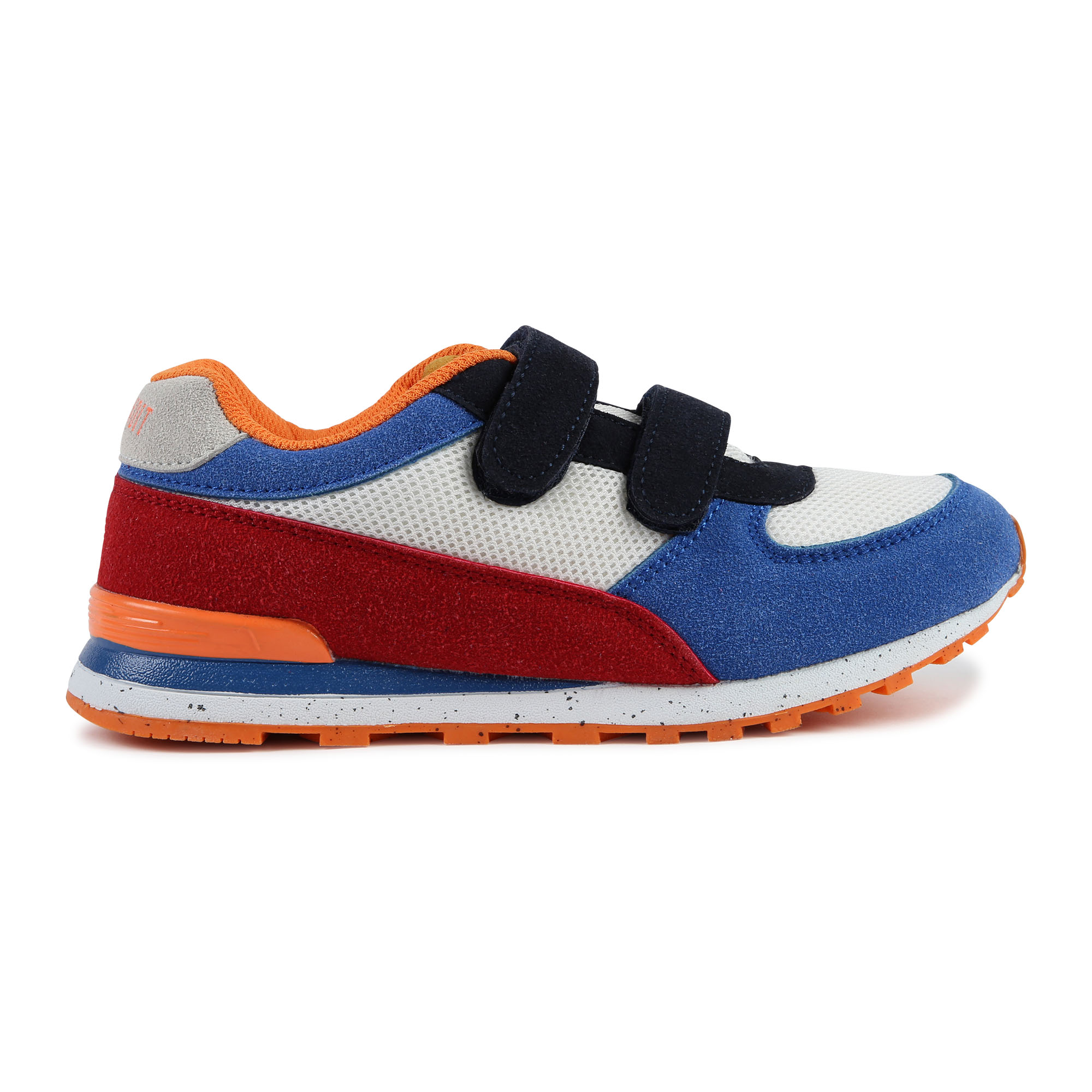 Multicoloured leather trainers BILLYBANDIT for BOY