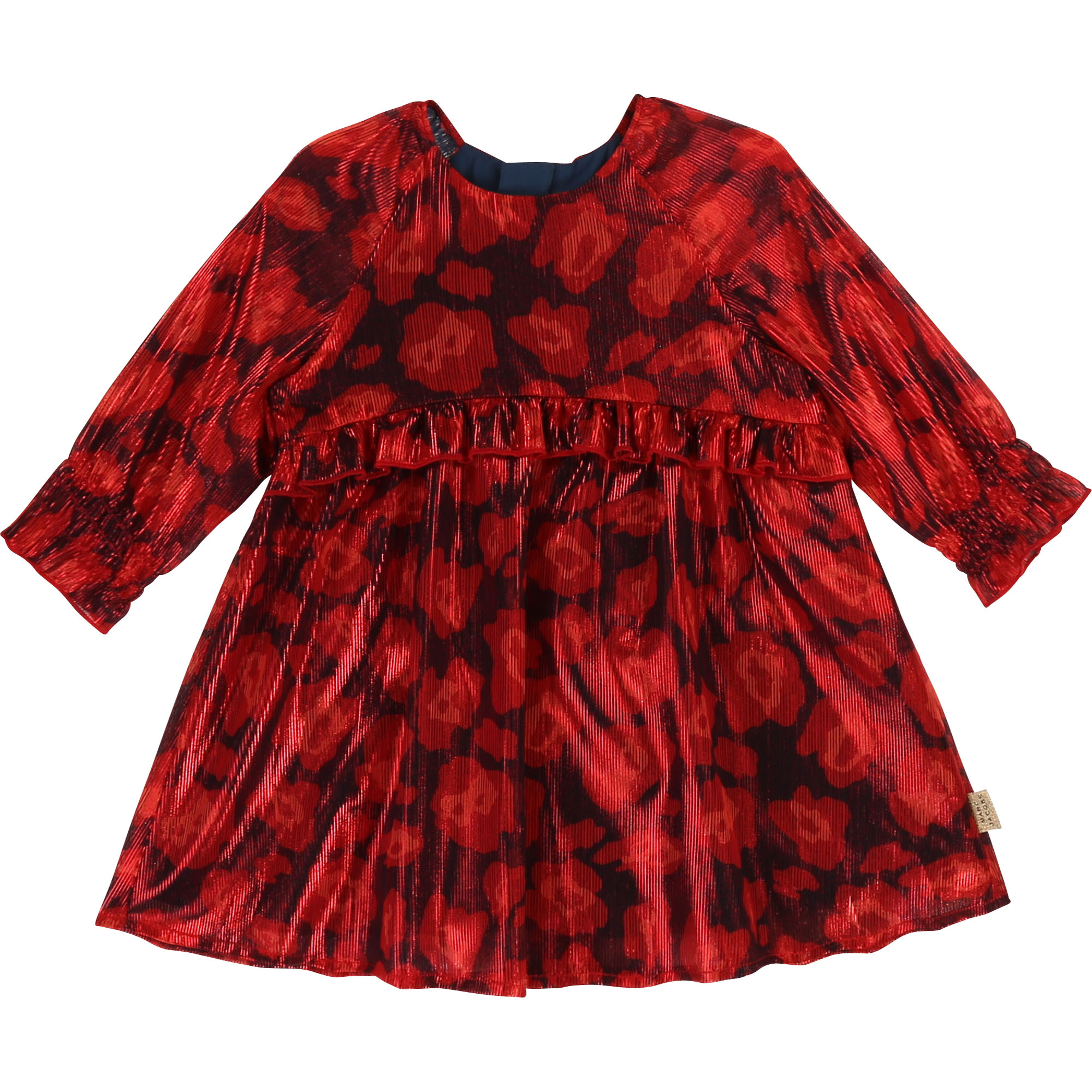 Printed voile dress LITTLE MARC JACOBS for GIRL