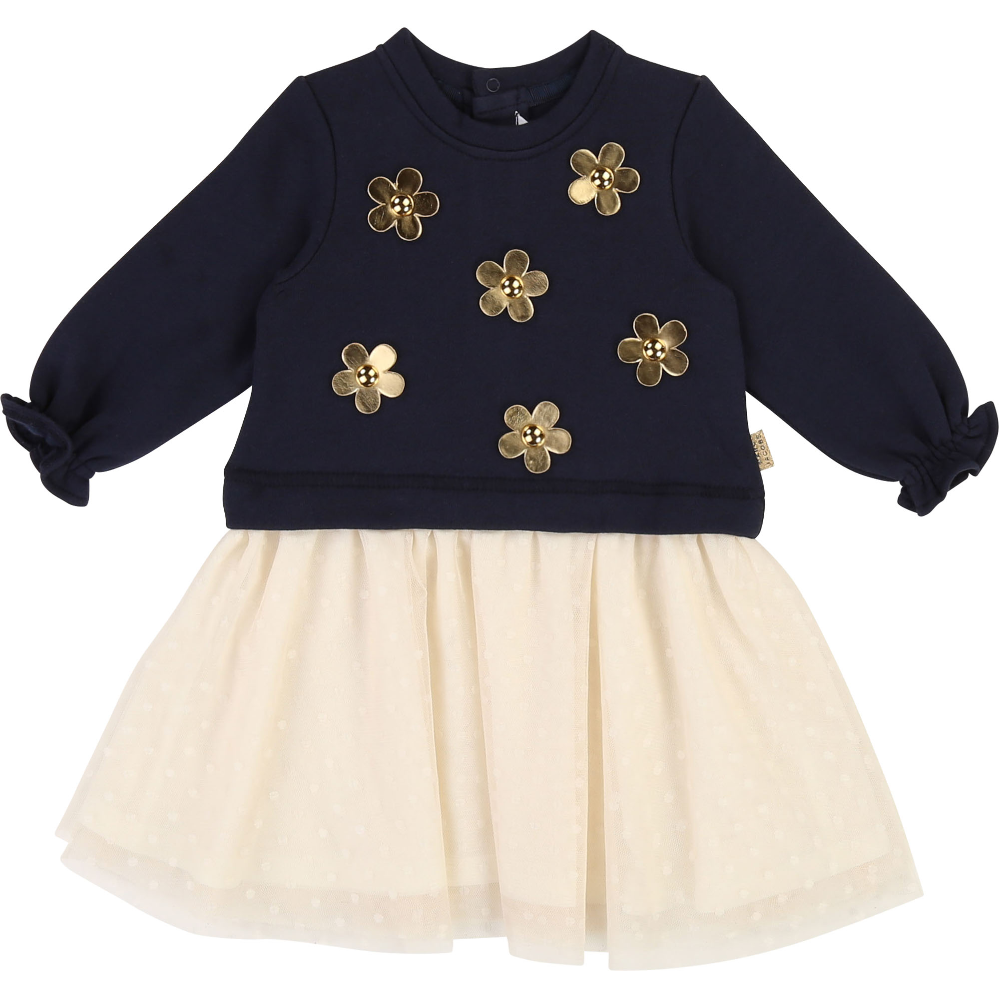 Robe 2 en 1 molleton gratté LITTLE MARC JACOBS pour FILLE