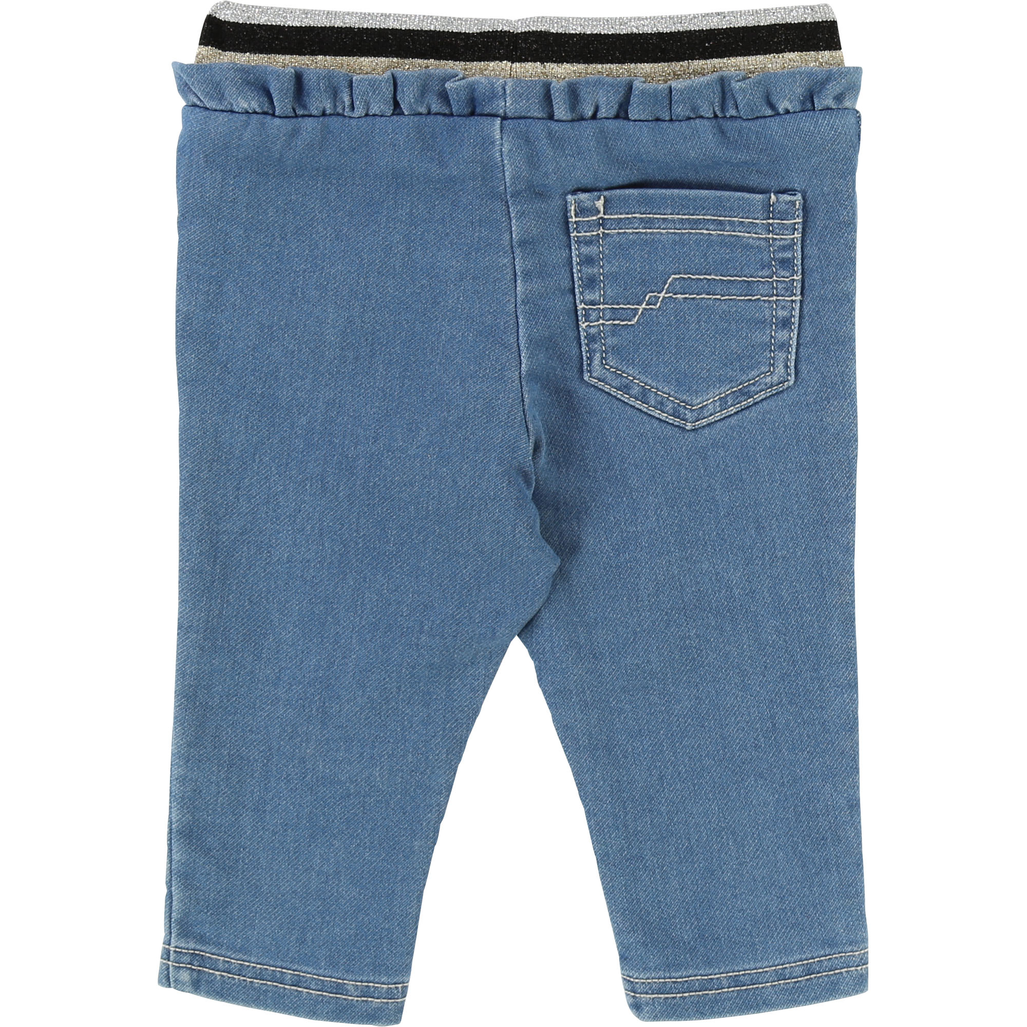 Pantalon molleton denim THE MARC JACOBS pour FILLE