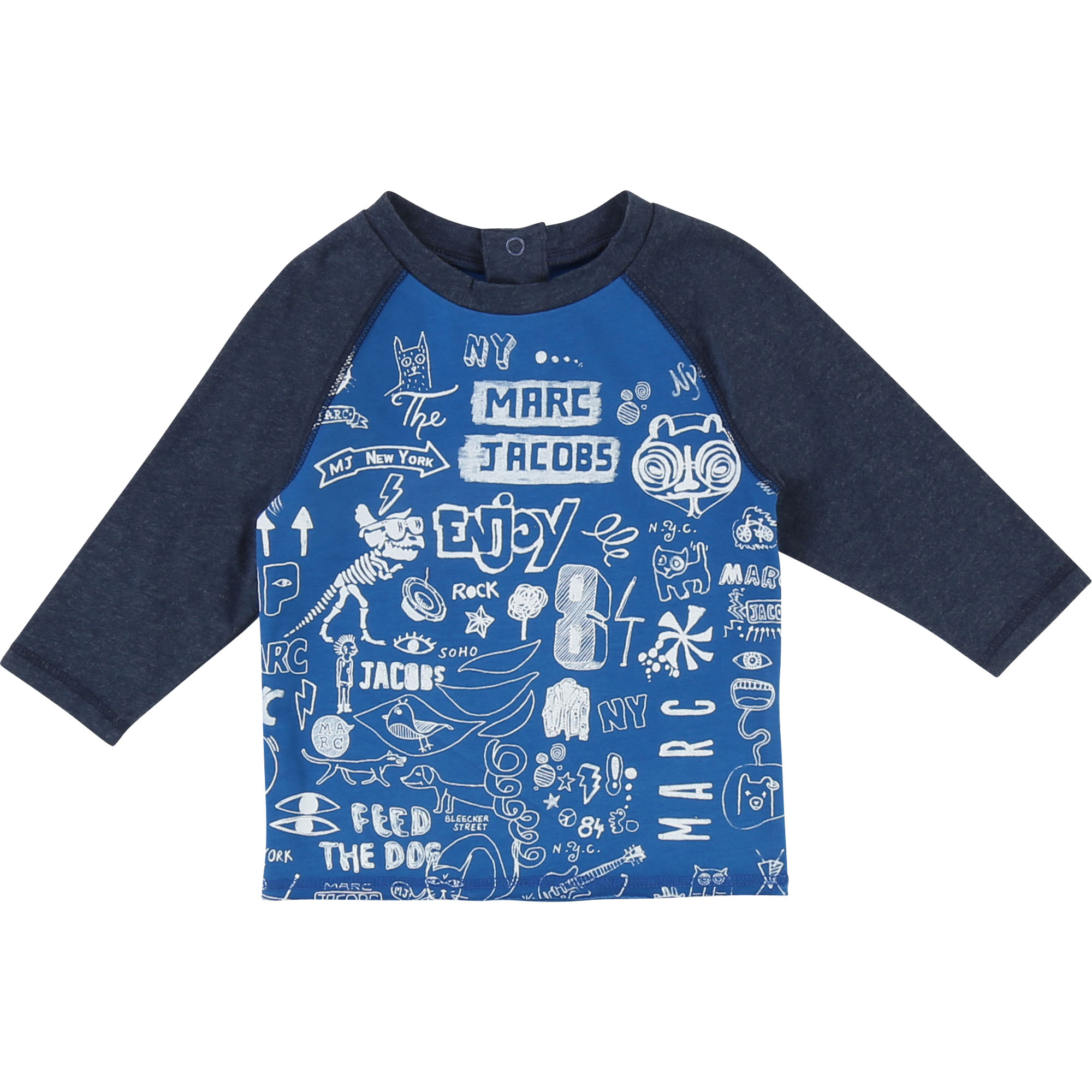 CAMISETA LITTLE MARC JACOBS para NIÑO