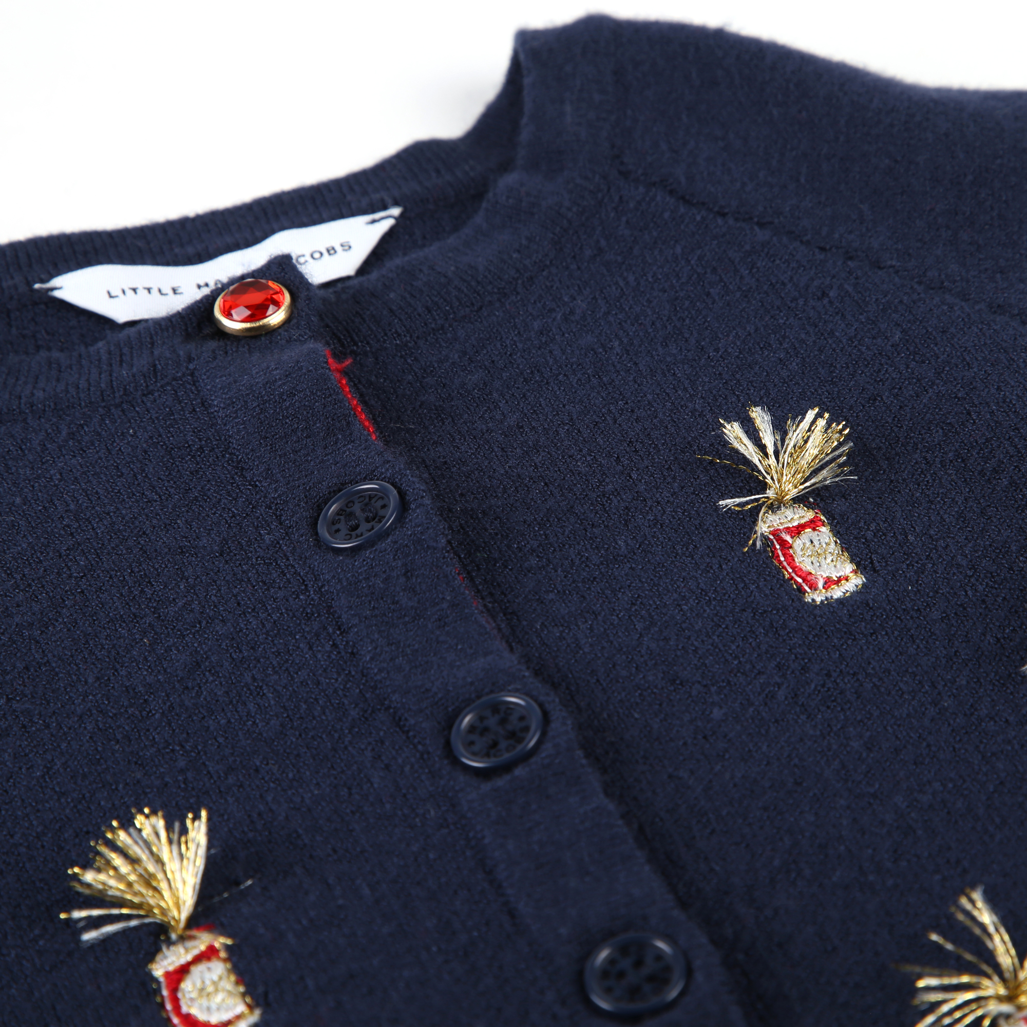 Cardigan tricot THE MARC JACOBS Per BAMBINA