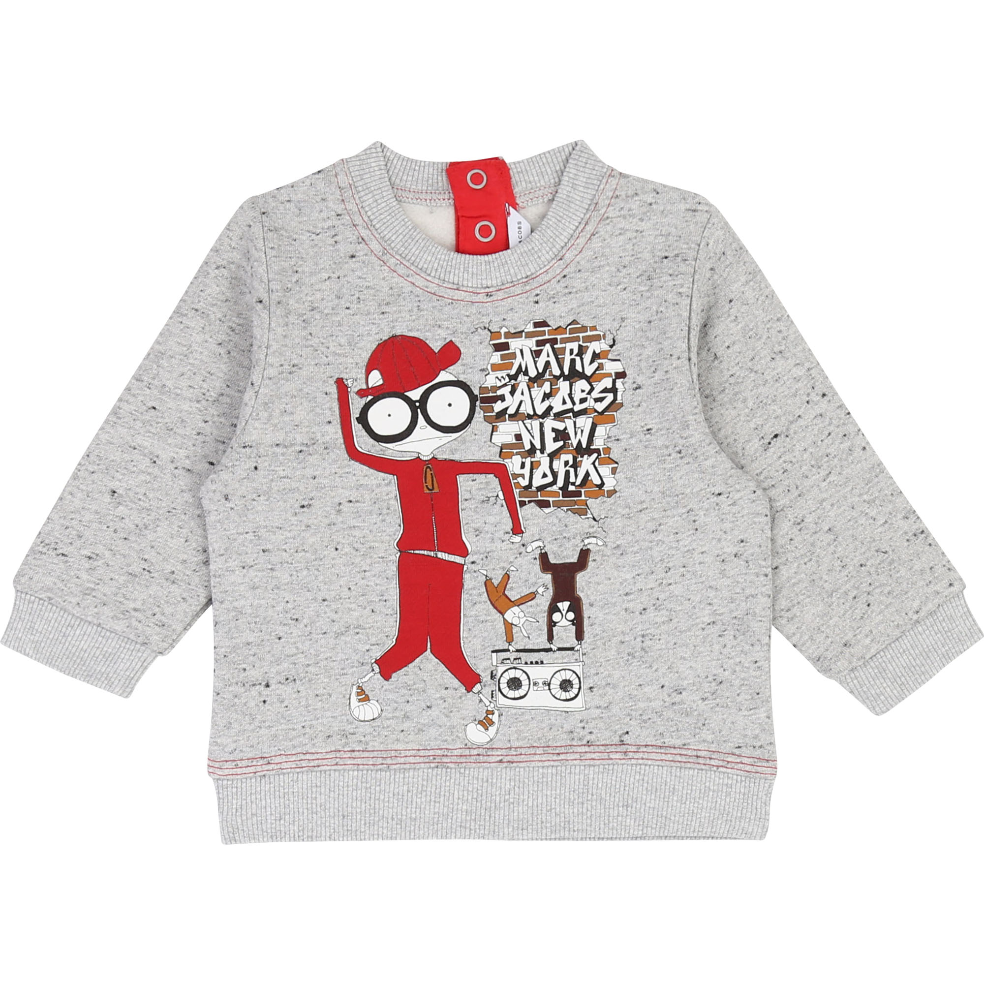 Sweat molleton LITTLE MARC JACOBS pour GARCON
